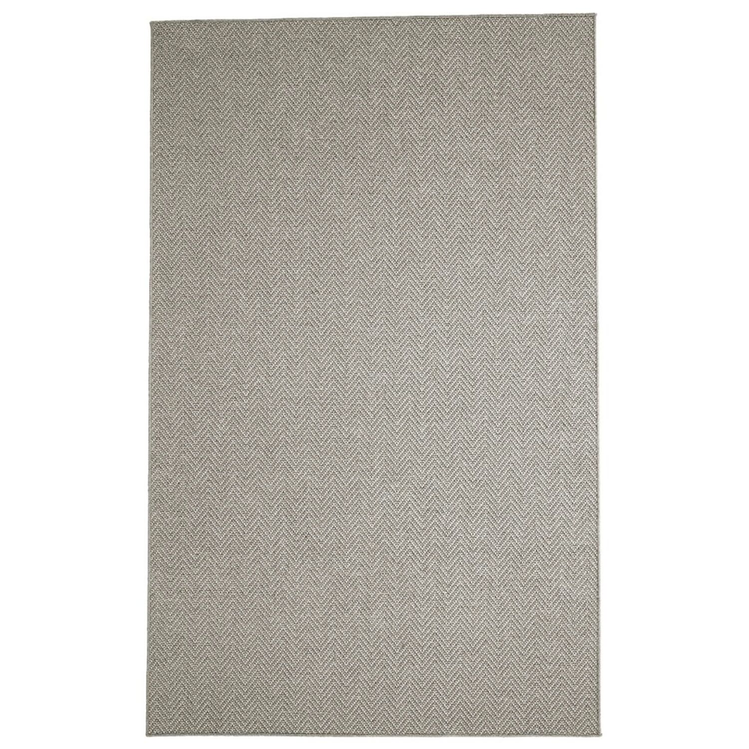 Patel Gray Area Rug Rug Size: 6' x 9'
