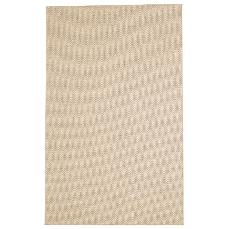 Patel Linen Area Rug Rug Size: 8' x 10'