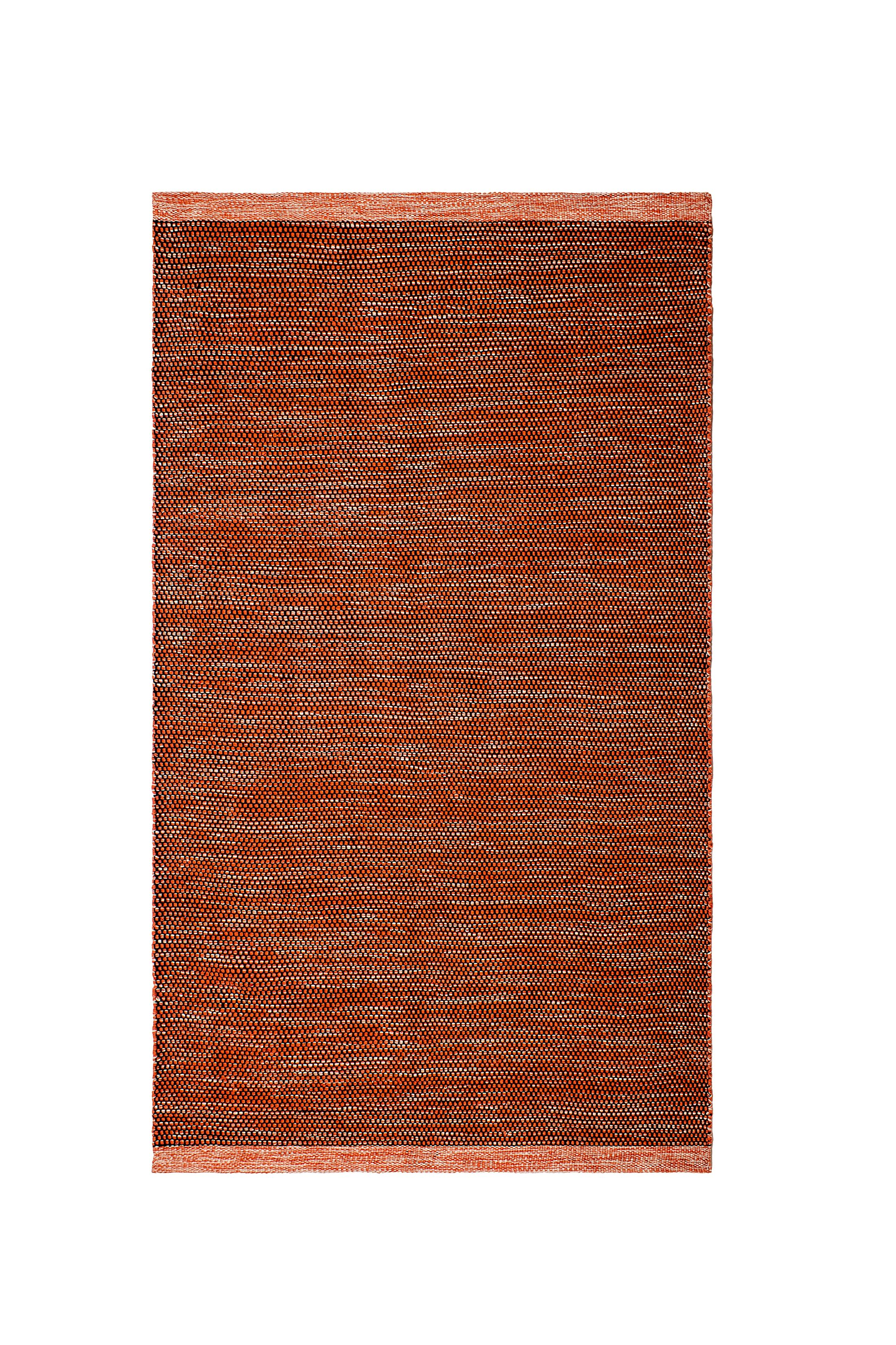 Marciano Hand-Woven Apricot Indoor/Outdoor Area Rug Rug Size: Rectangle 4' x 6'