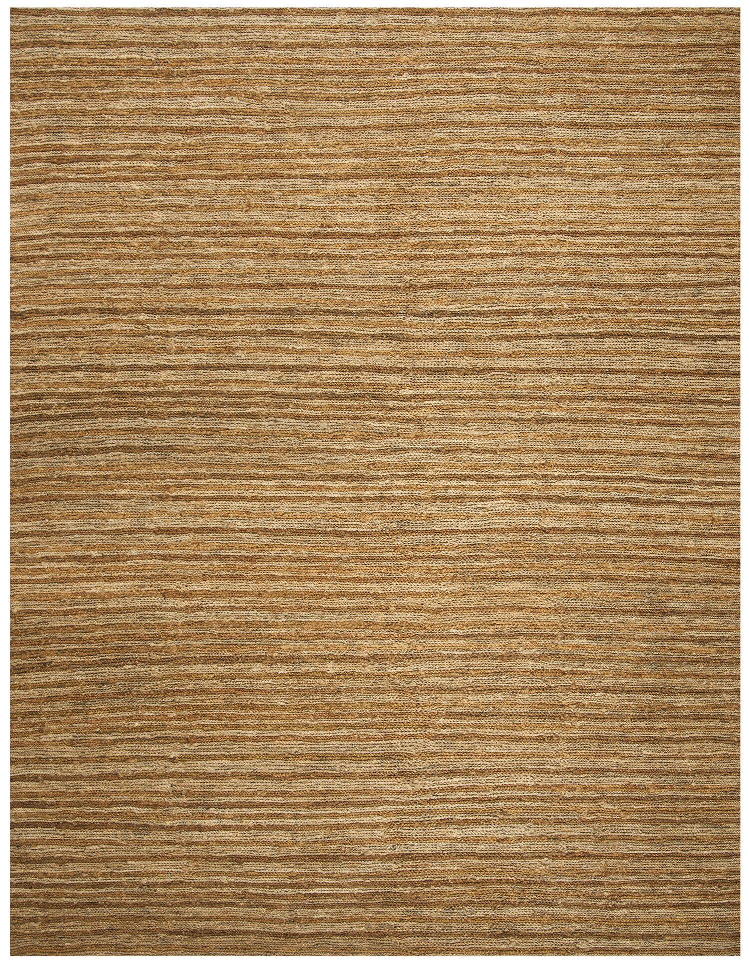 Feliciana Natural Area Rug Rug Size: Rectangle 8' x 10'