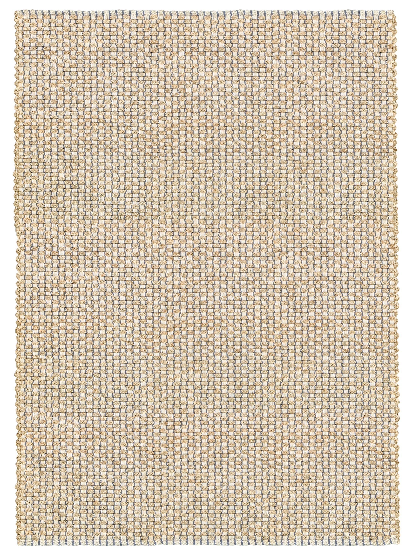 Chance Hand-Woven Indigo Area Rug Rug Size: Rectangle 5' x 7'9