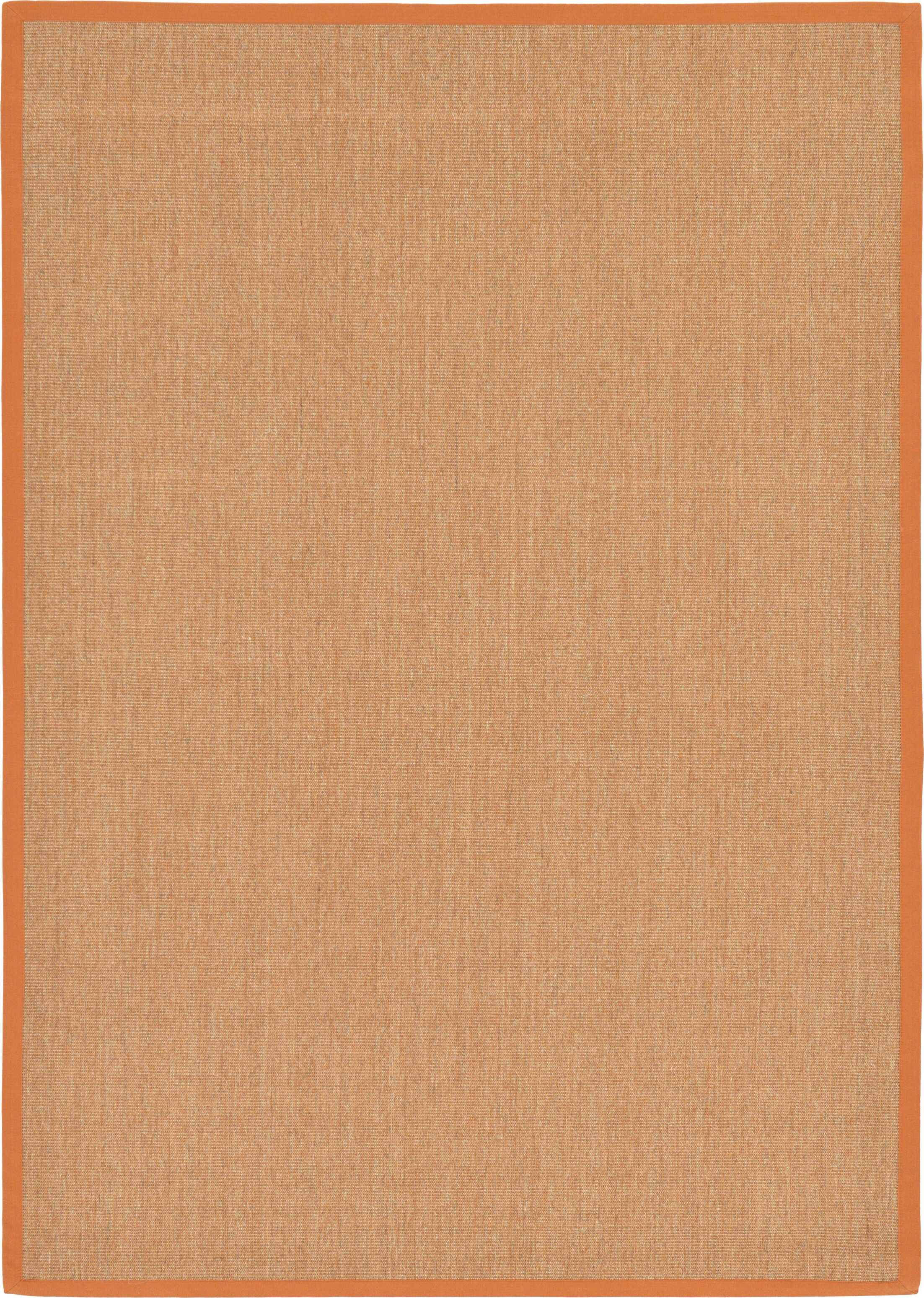 Gryselda Light Brown Area Rug Rug Size: Rectangle 7' x 10'