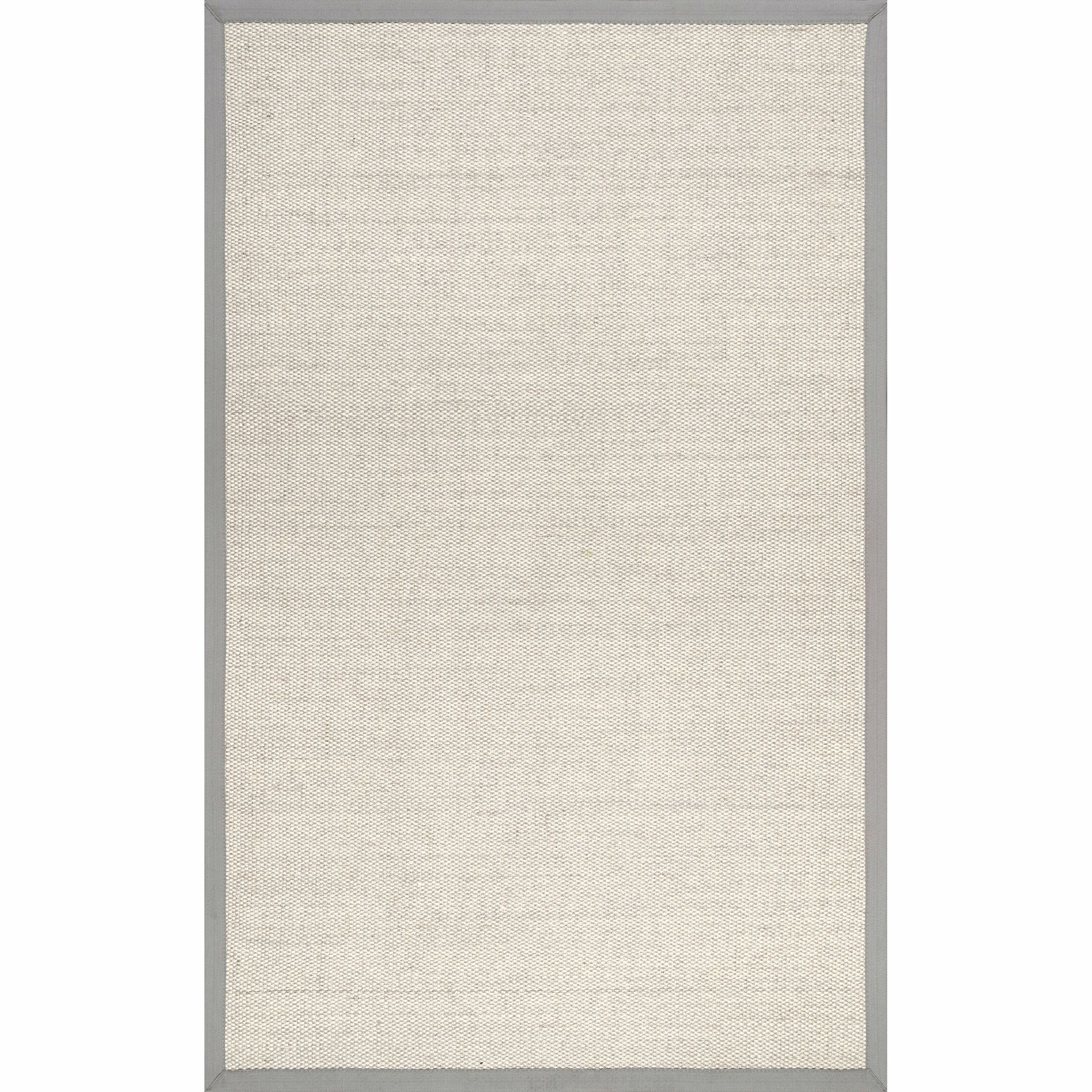 Alvardo Gray Area Rug Rug Size: Rectangle 6' x 9'