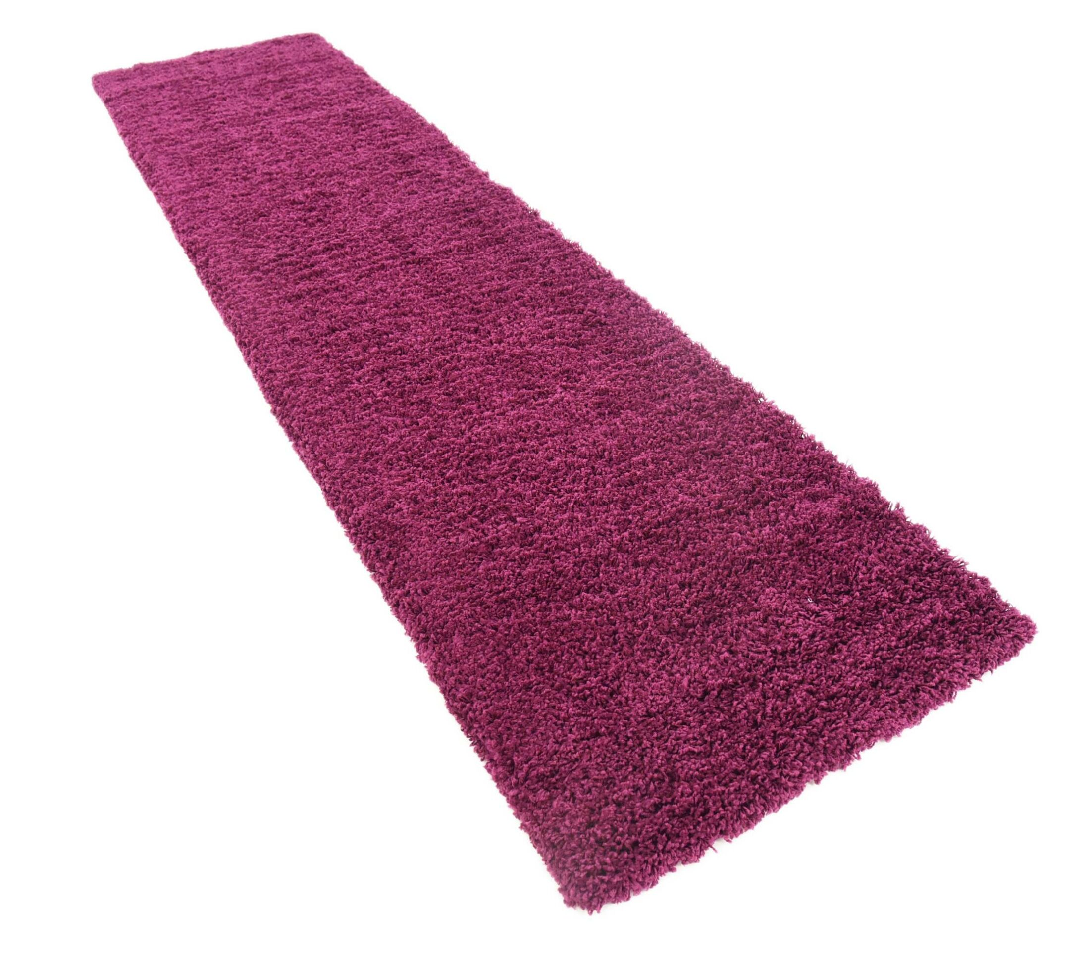 Cabery Purple Area Rug Rug Size: Runner 2'6
