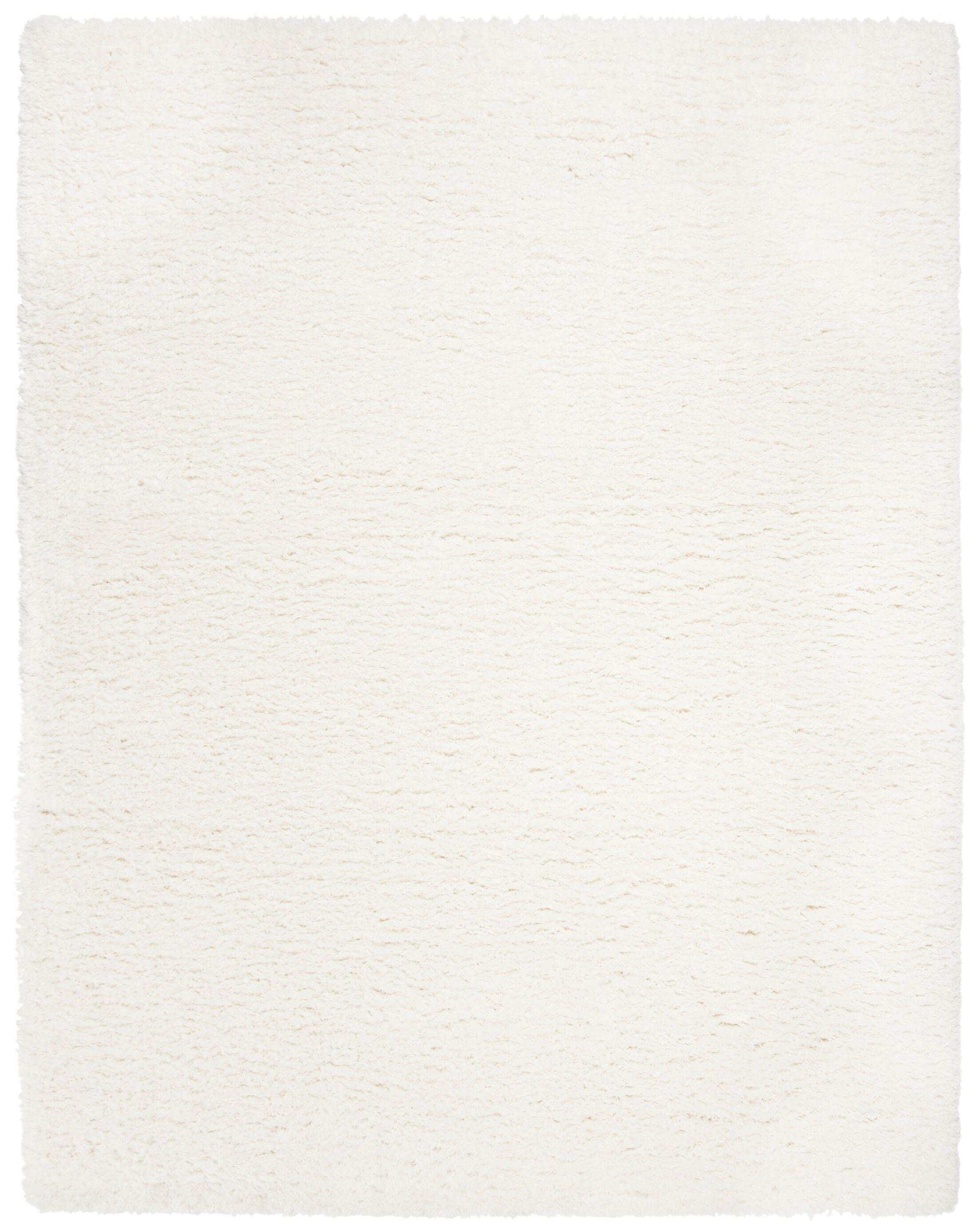 Stoffel Ivory Area Rug Rug Size: Rectangular 8' x 10'