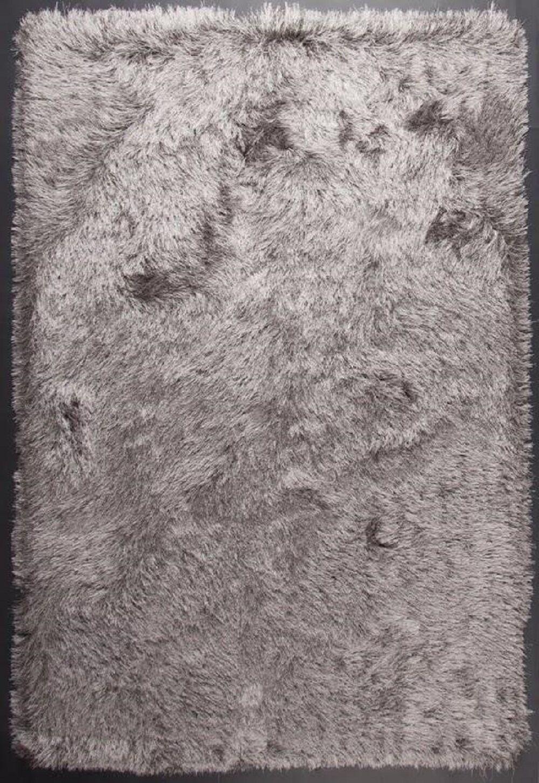 Alayna Gray Area Rug Rug Size: 5' x 7'7