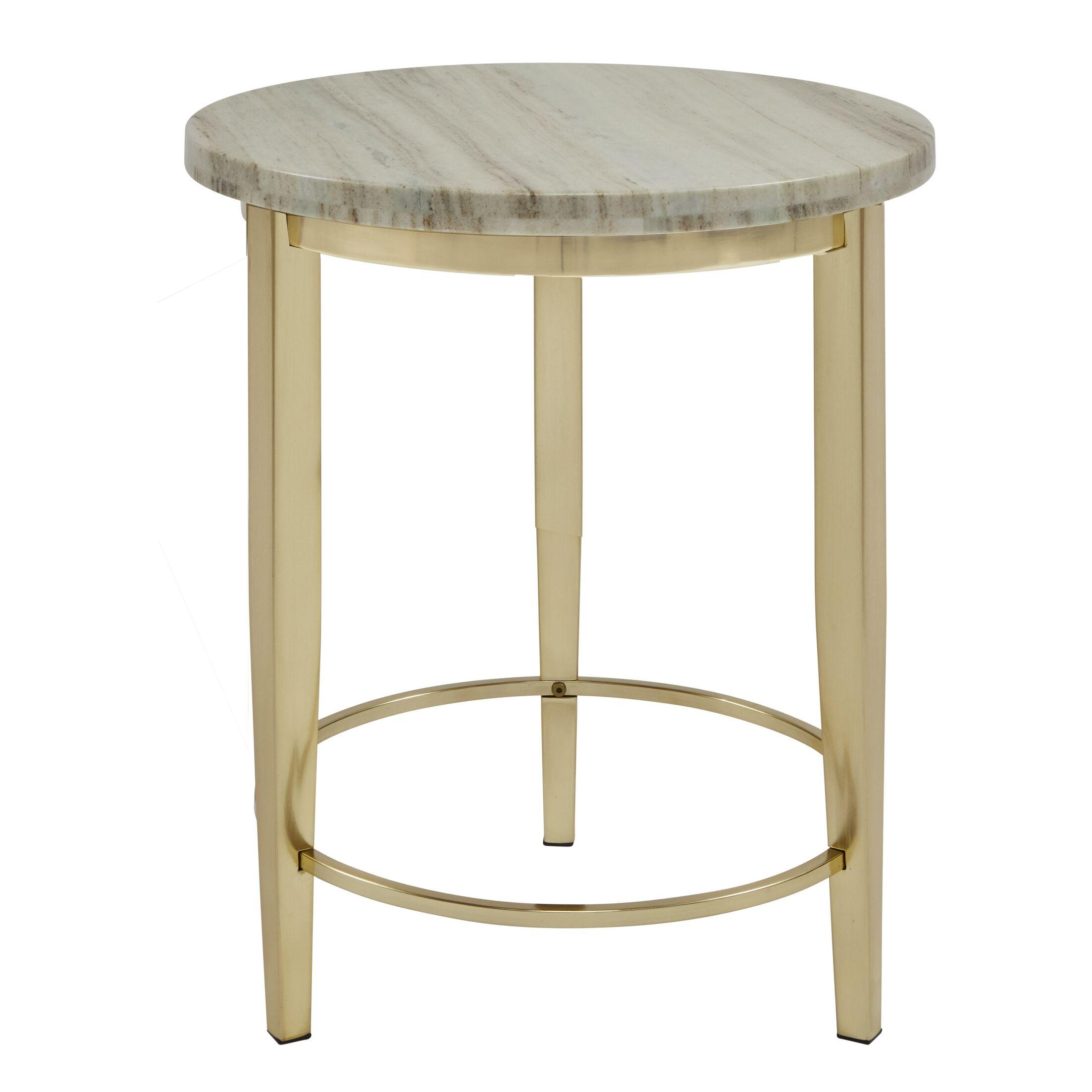 Sadler End Table
