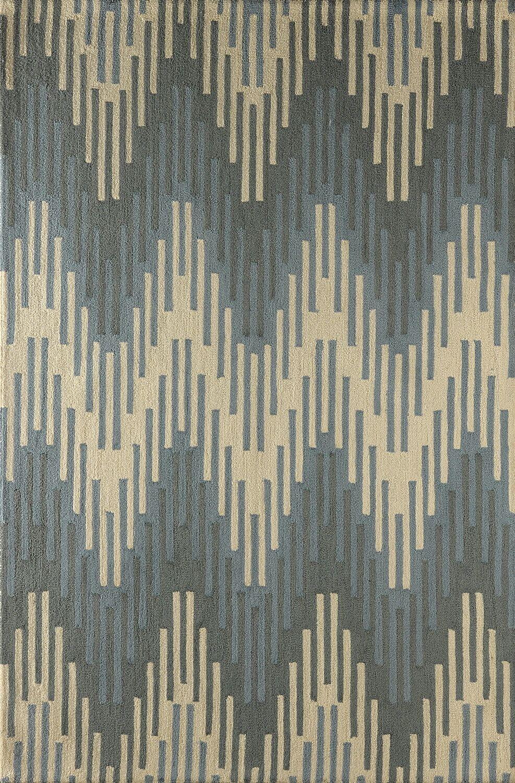 Flanary Hand-Tufted Area Rug Rug Size: Rectangle 6' x 9'