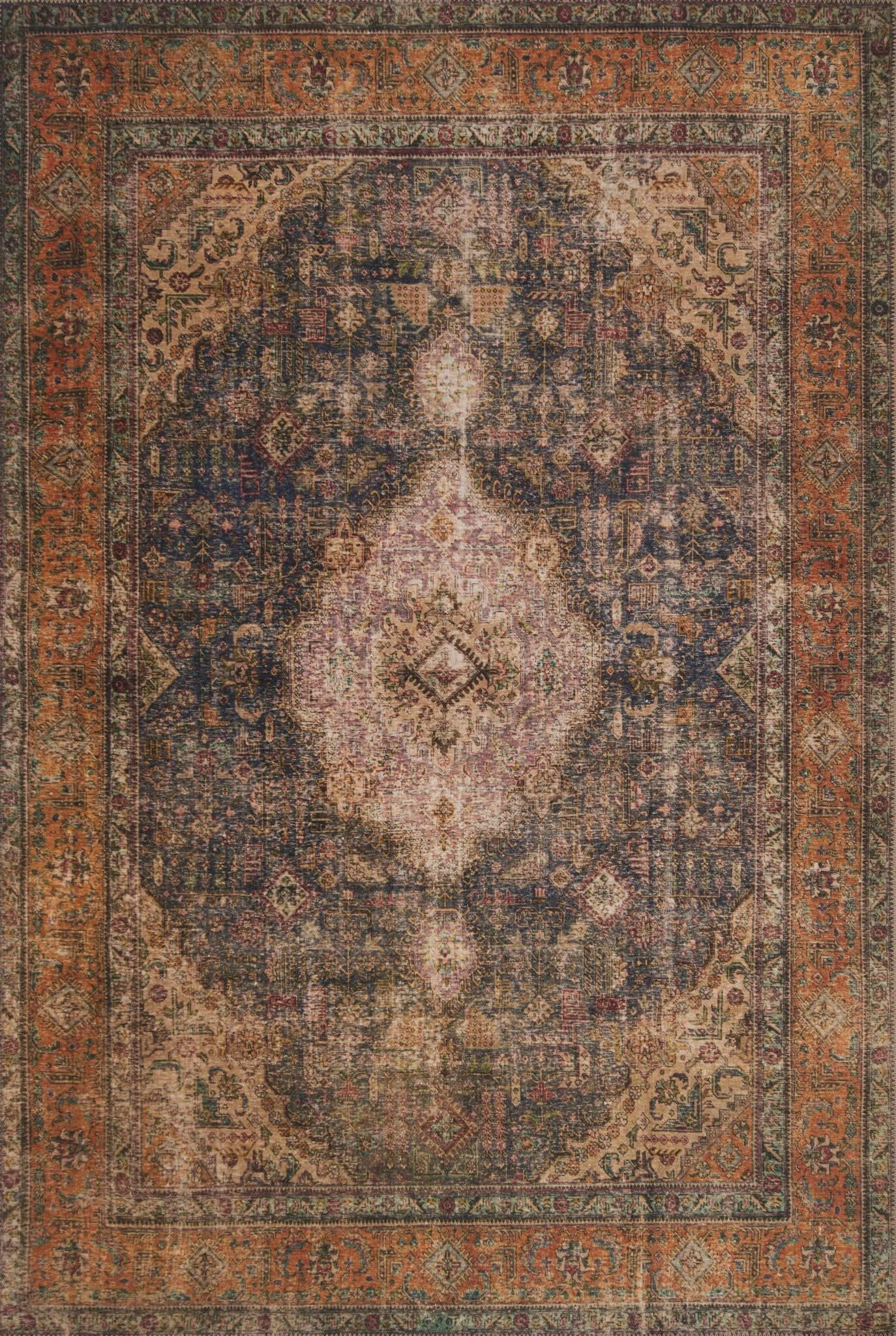 Raul Plum Area Rug  Rug Size: Rectangle 3'6