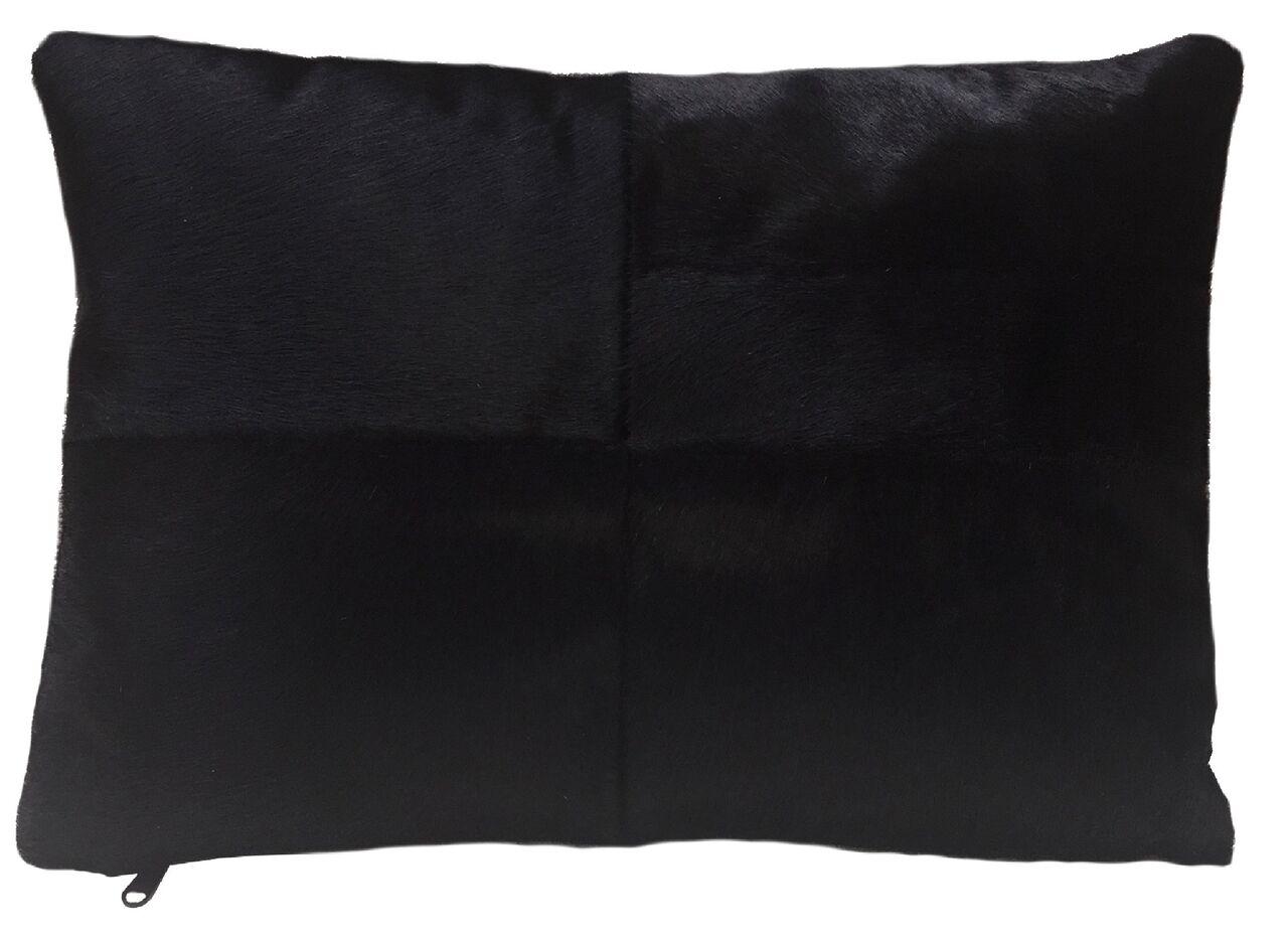 Cedric Leather Lumbar Pillow