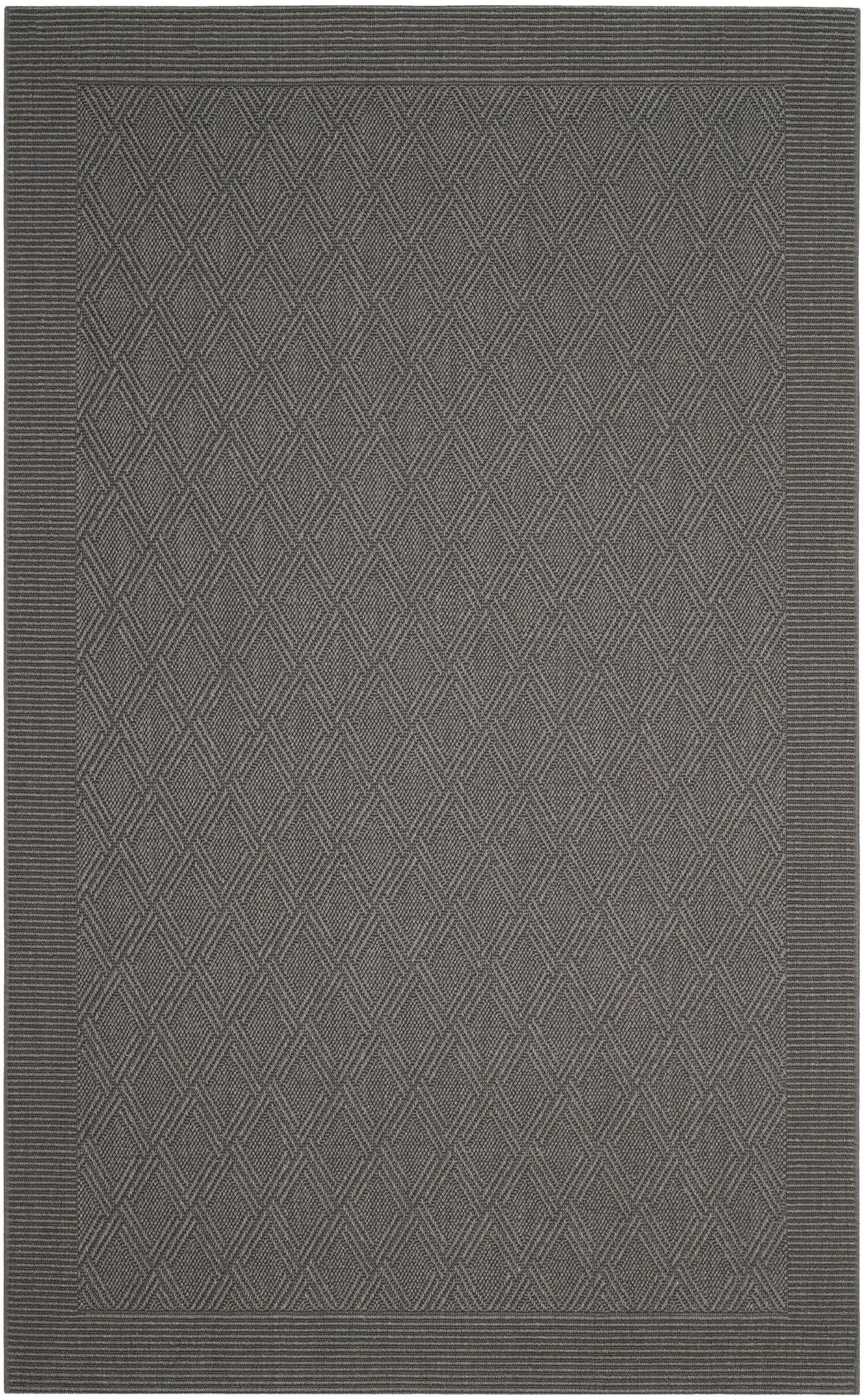 Beck Ash Area Rug Rug Size: Rectangle 5' x 8'