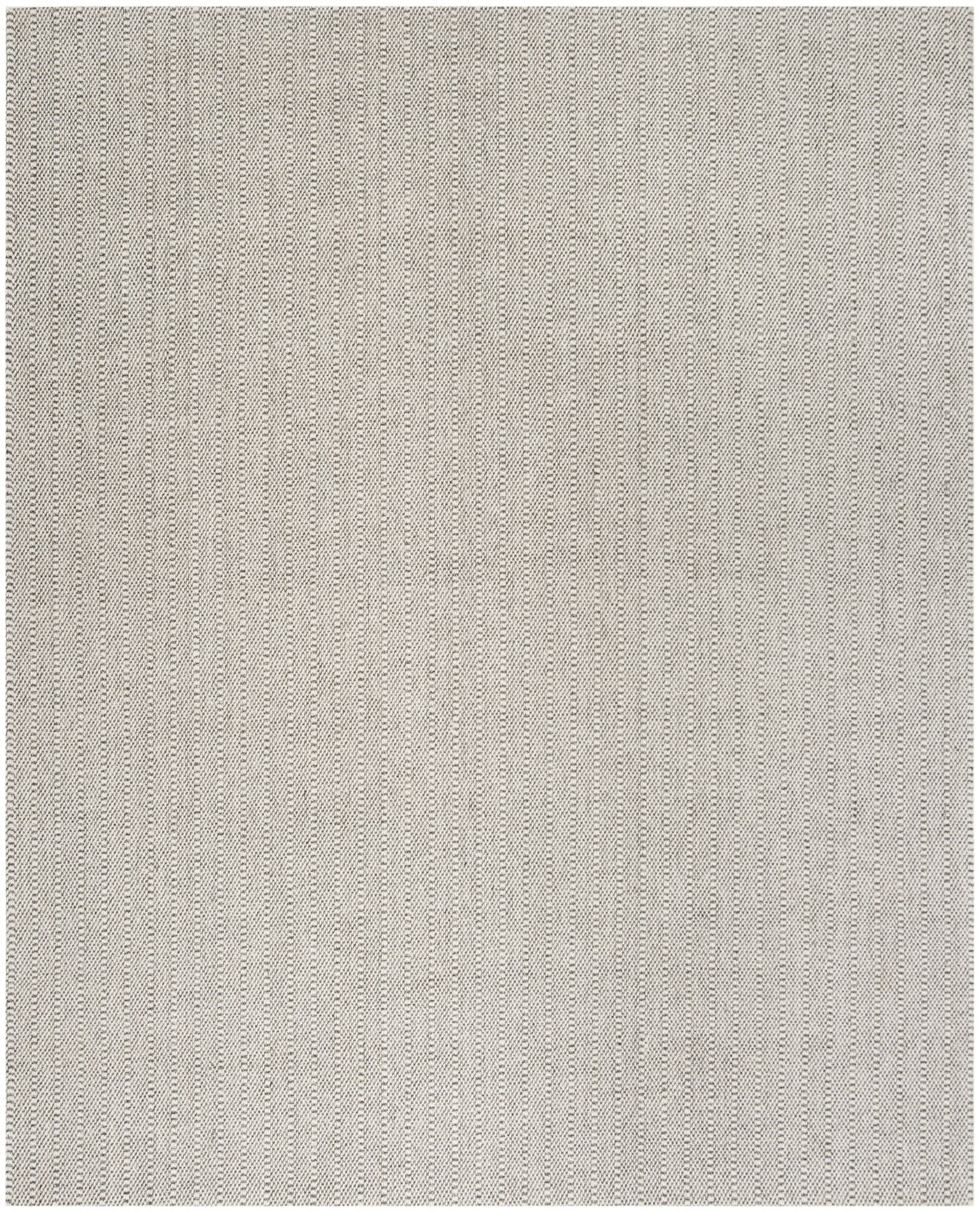 Cherif Versatile Hand Tufted Gray Area Rug Rug Size: Rectangle 8' x 10'