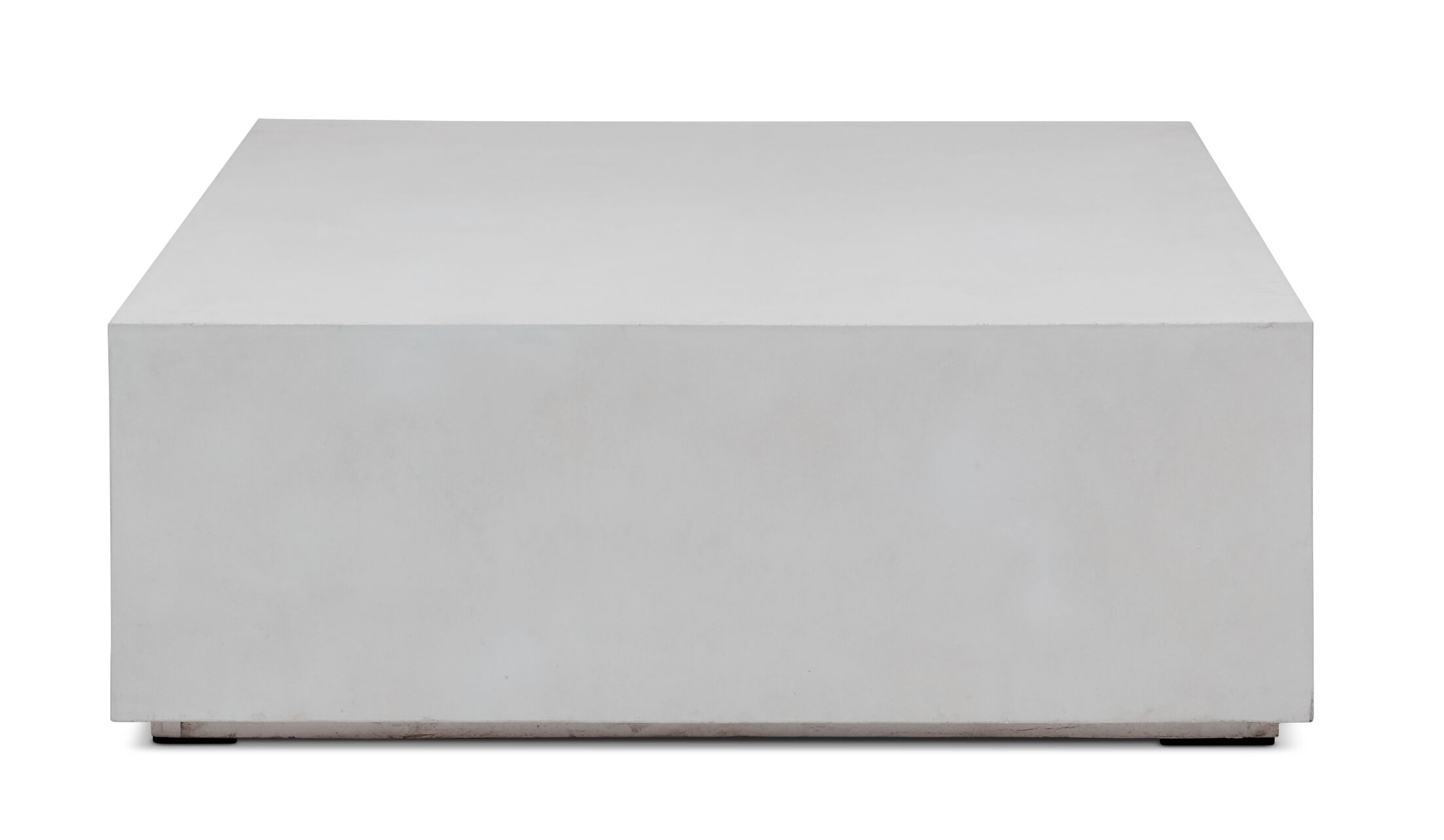 Ranchester Bloc Coffee Table Color: White