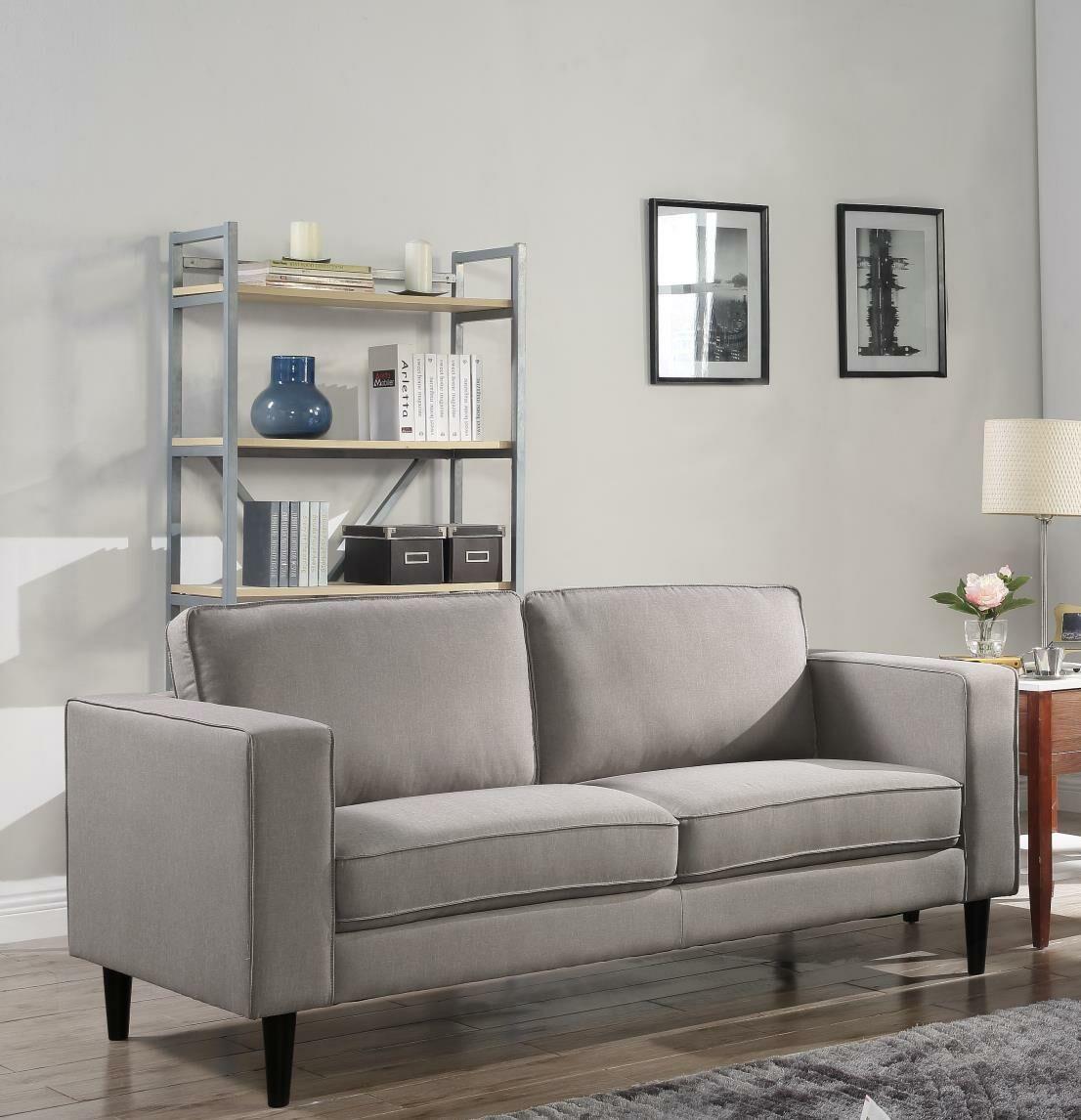 Demps Sofa Upholstery: Beige