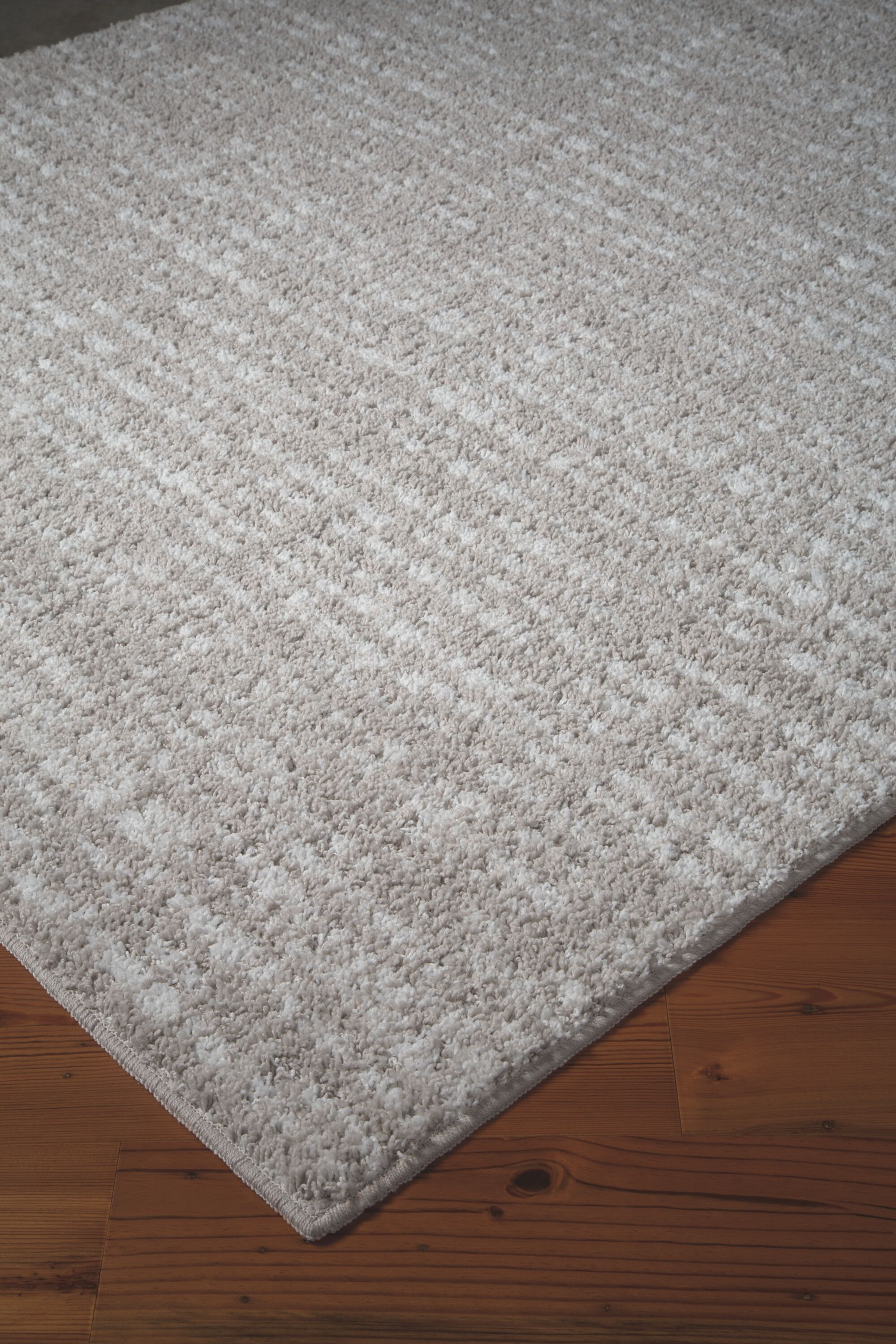 Cheung Taupe Area Rug Rug Size: 8' x 10'
