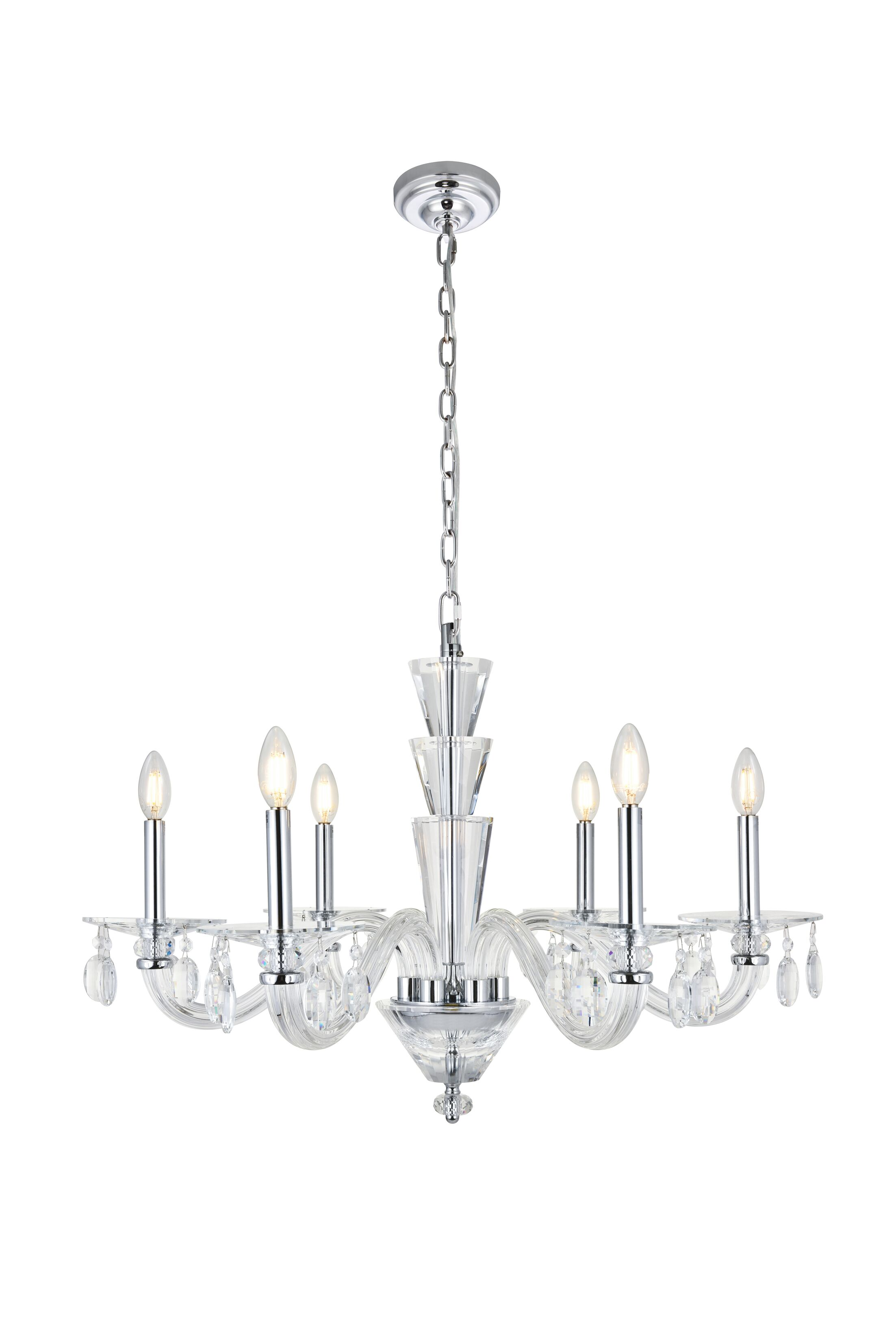 Felisa 6-Light Chandelier