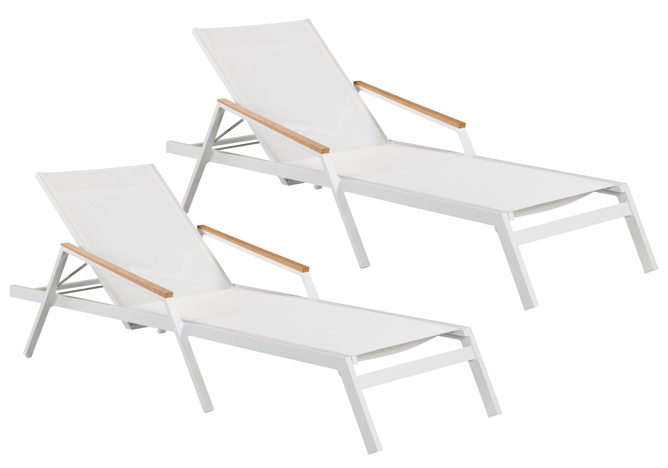 Skylar Lounger Chaise Lounge Set