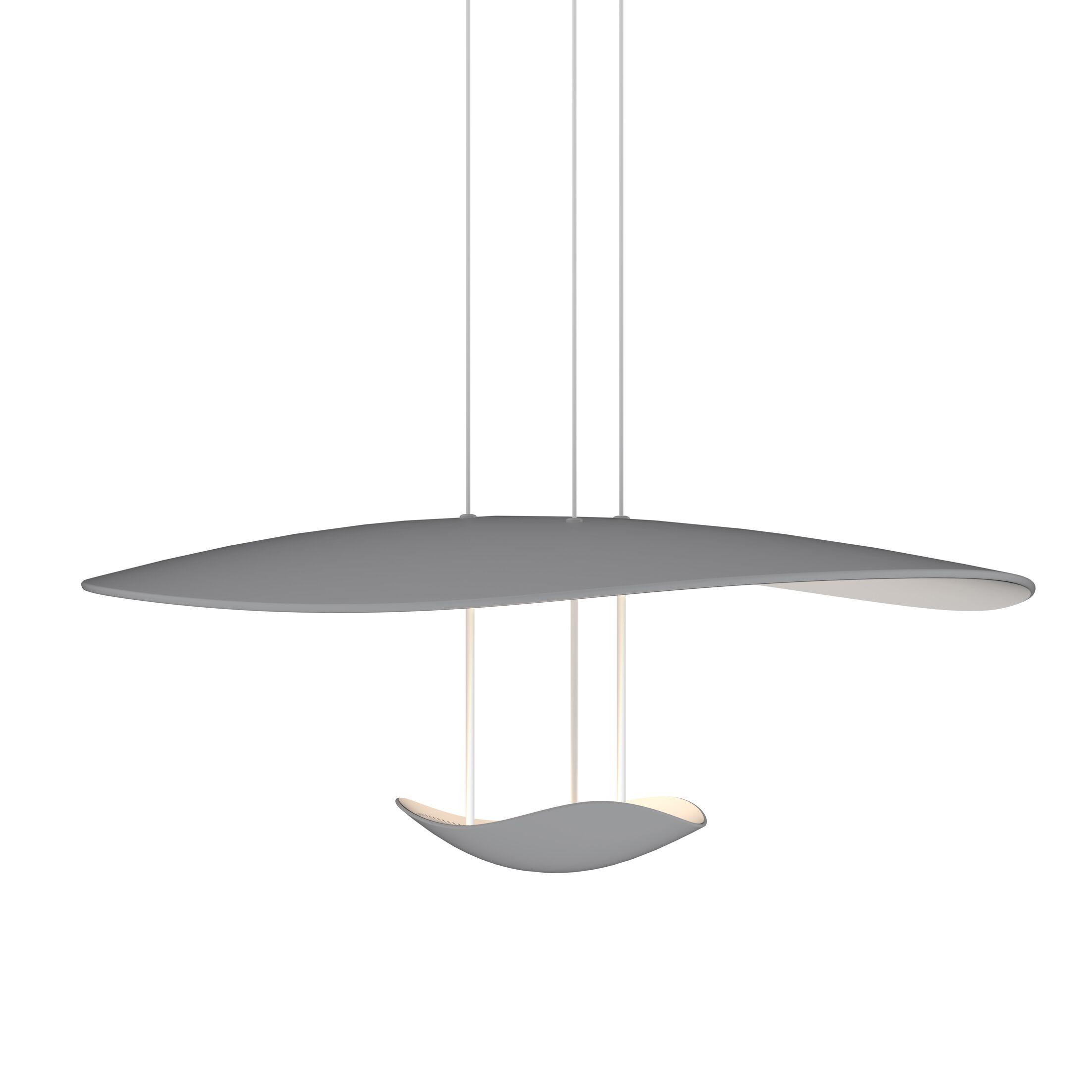 Holden 1-Light LED Novelty Pendant Finish: Dove Gray