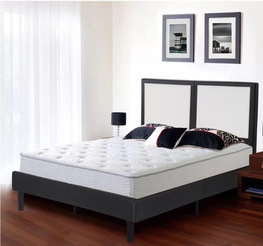 Glouscester Platform Bed Size: King