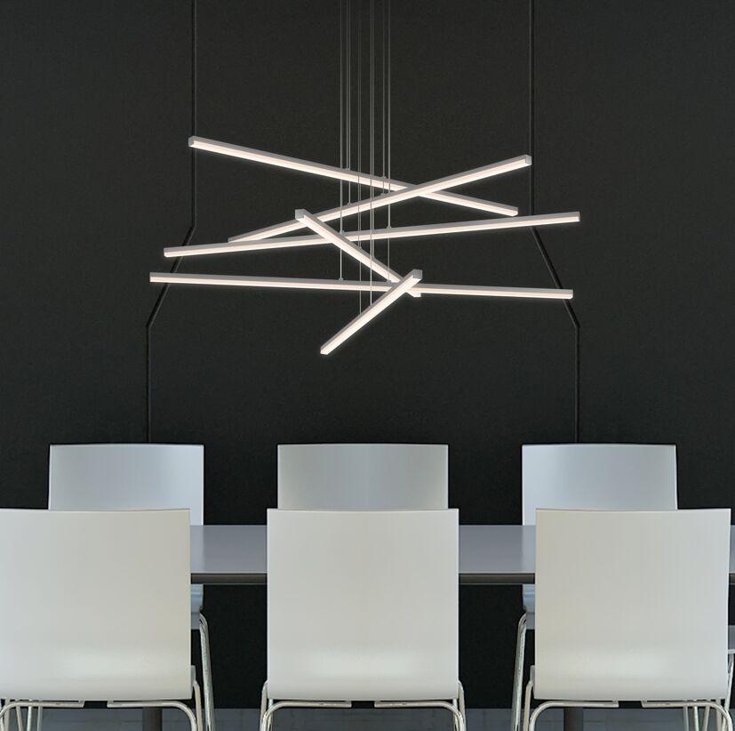 Poythress 3-Light  LED Novelty Pendant Finish: Bright Satin Aluminum
