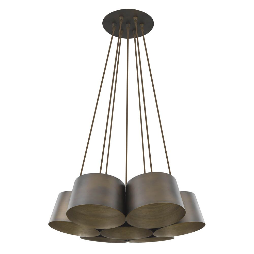 Hasting 7-Light Cluster Pendant