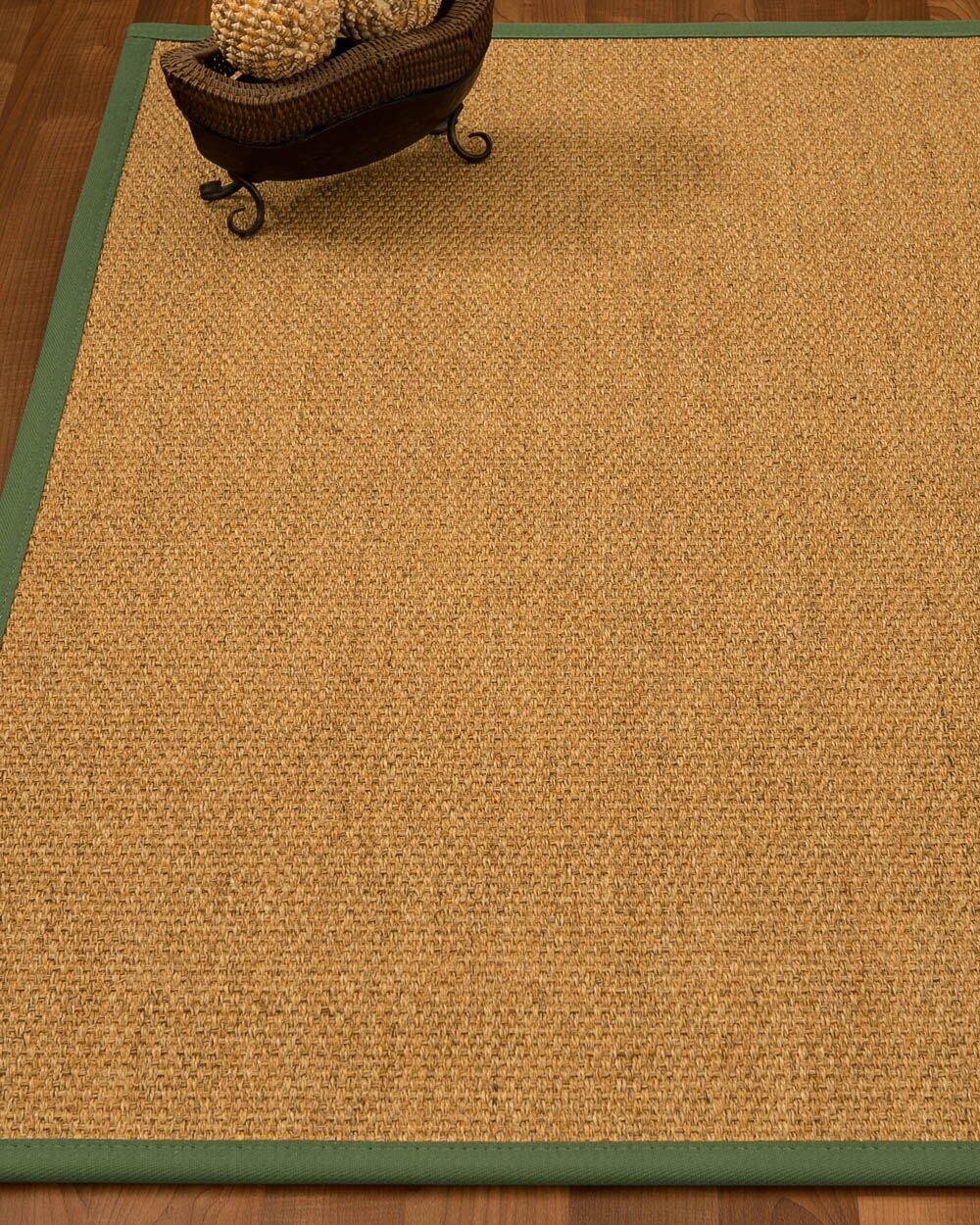 Healey Hand Woven Brown Area Rug Rug Size: Runner 2'6