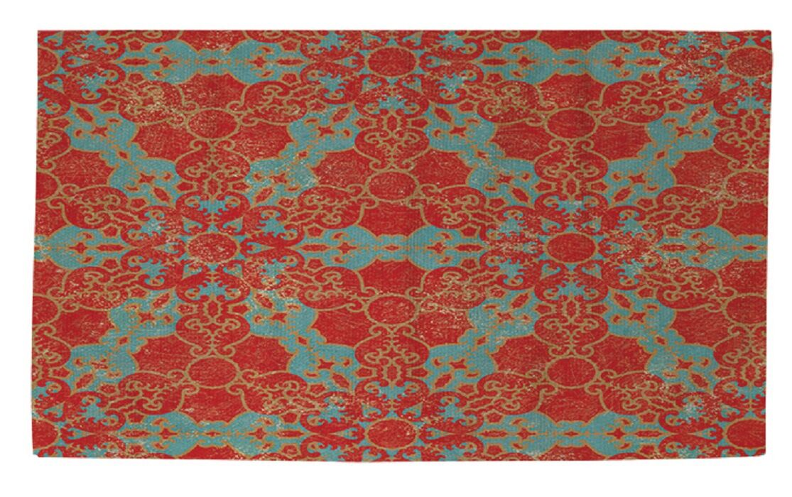 Kilbourne Patterns 13 Area Rug Rug Size: 4' x 6'