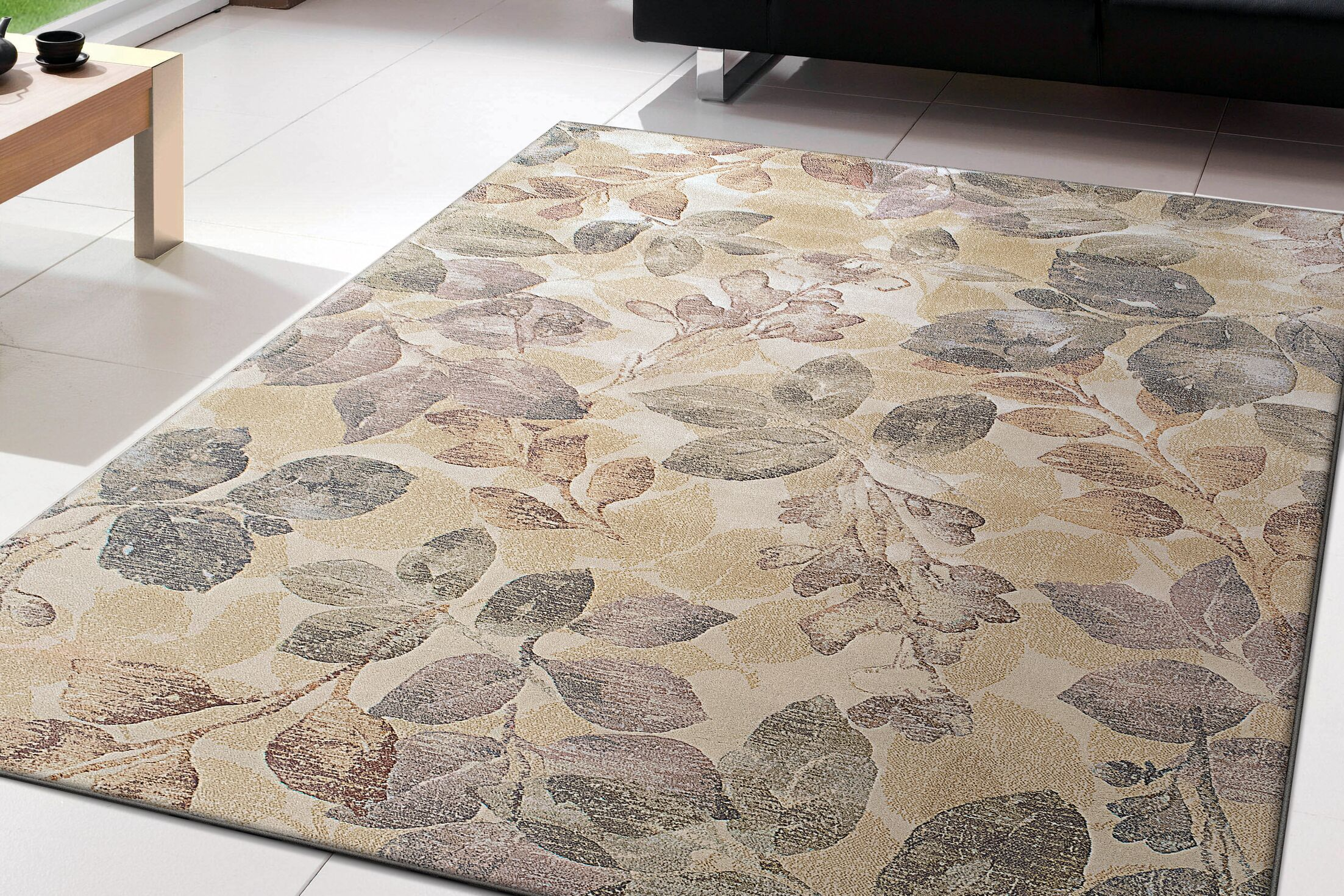 Lois Multi Rug Rug Size: Rectangle 3'11