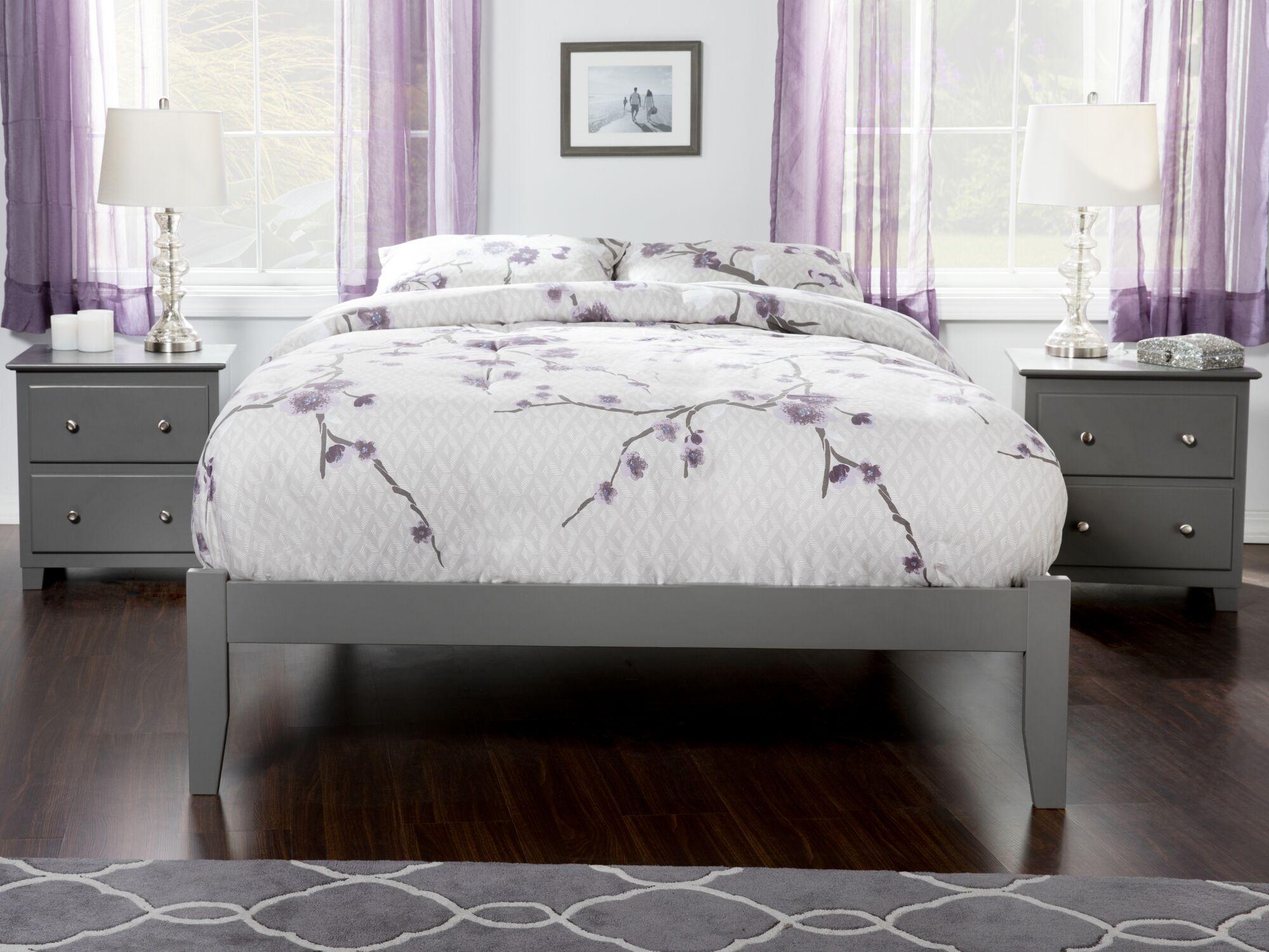 Thornport Platform Bed Size: Queen