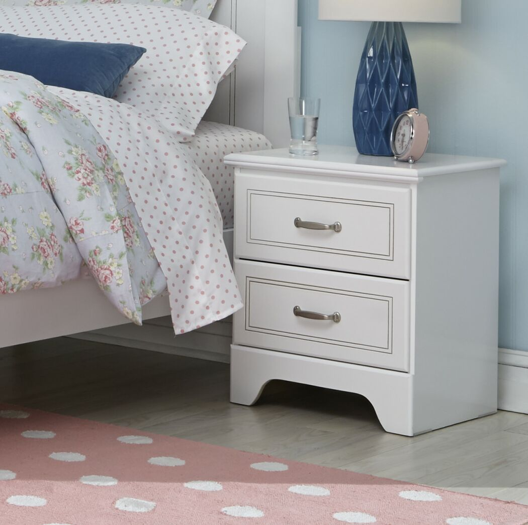Estep 2 Drawer Nightstand