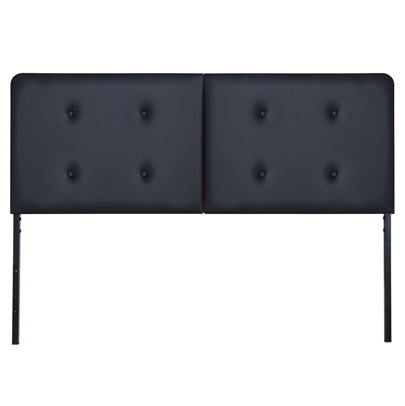 Bevill Upholstered Panel Headboard Size: Twin