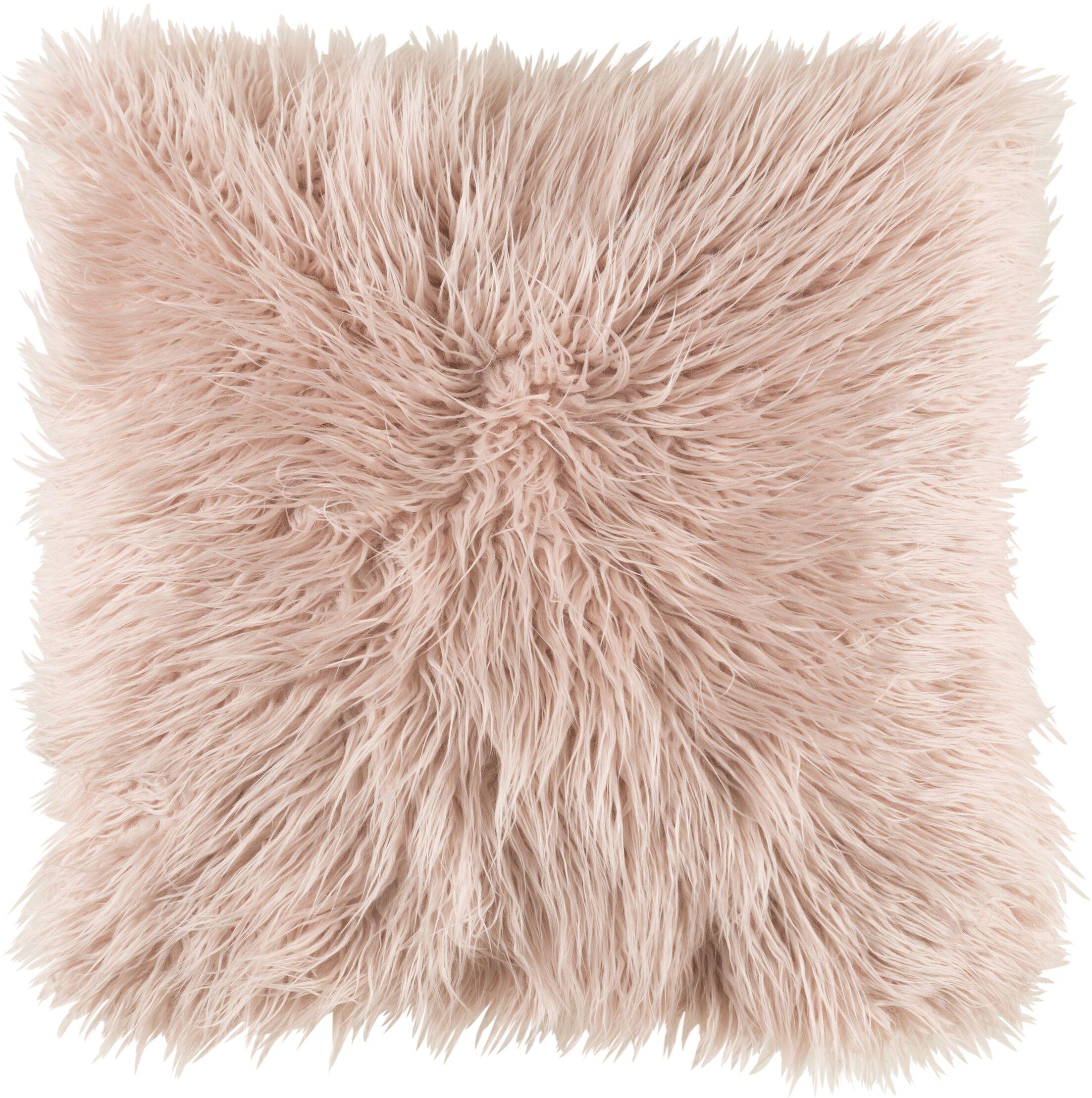 Carolus Square Throw Pillow Size: 22