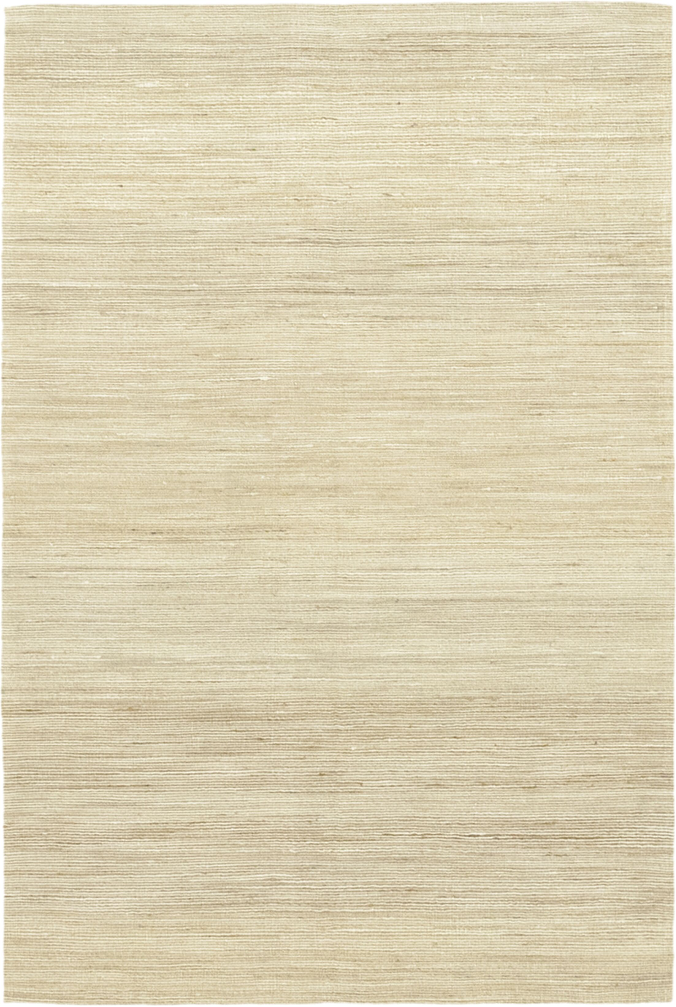 One-of-a-Kind Montaillou Hand-Knotted Wool Beige Indoor Area Rug