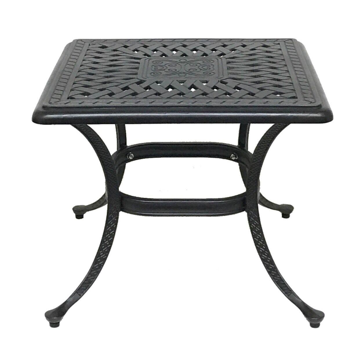 Beadle Metal Bistro Table