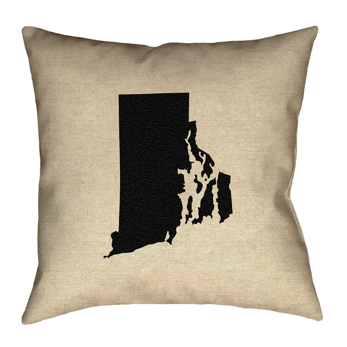 Sherilyn Rhode Island Floor Pillow Size: 40
