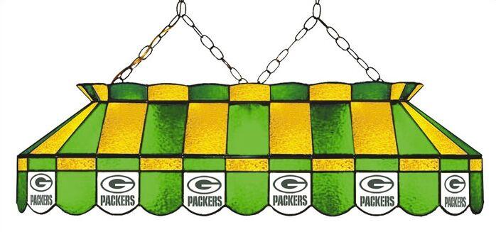 NFL Billiards Light NFL Team: Green Bay Packers