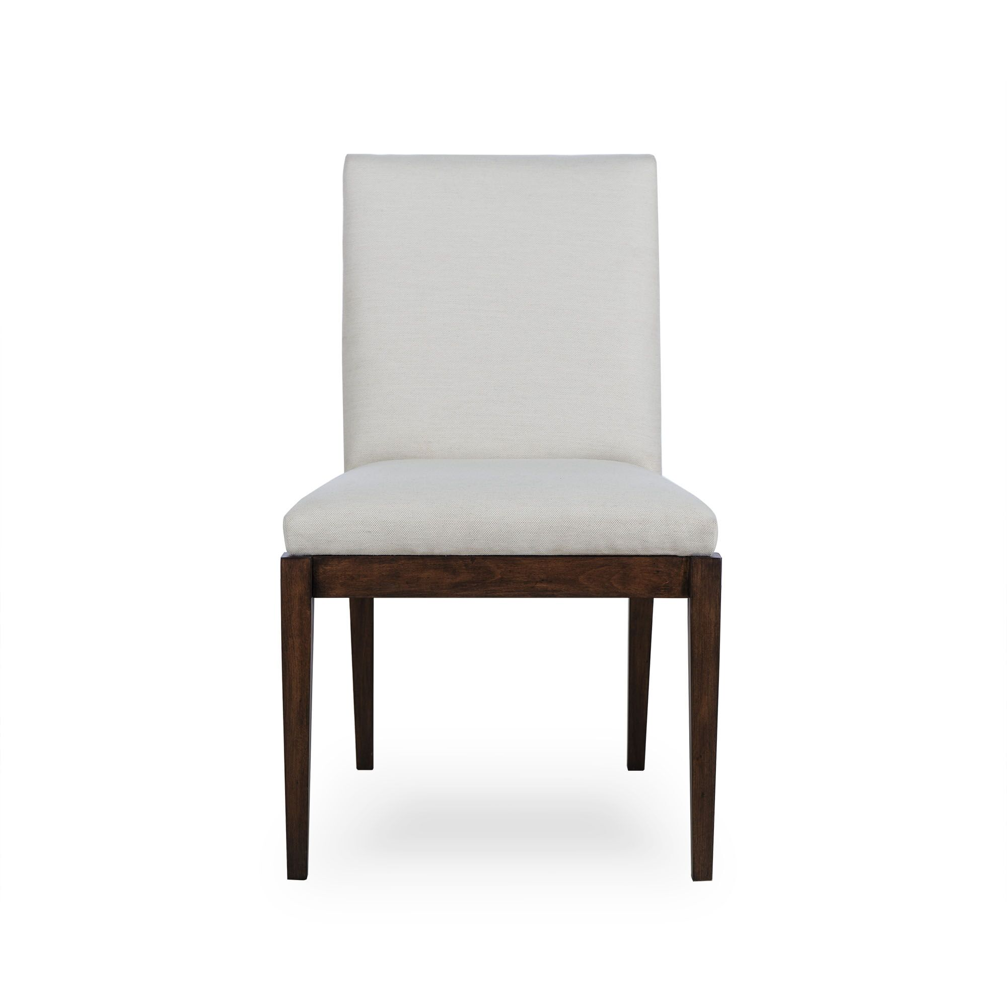 Maison 55 Upholstered Dining Chair Upholstery Color: Fabric Marley Flax
