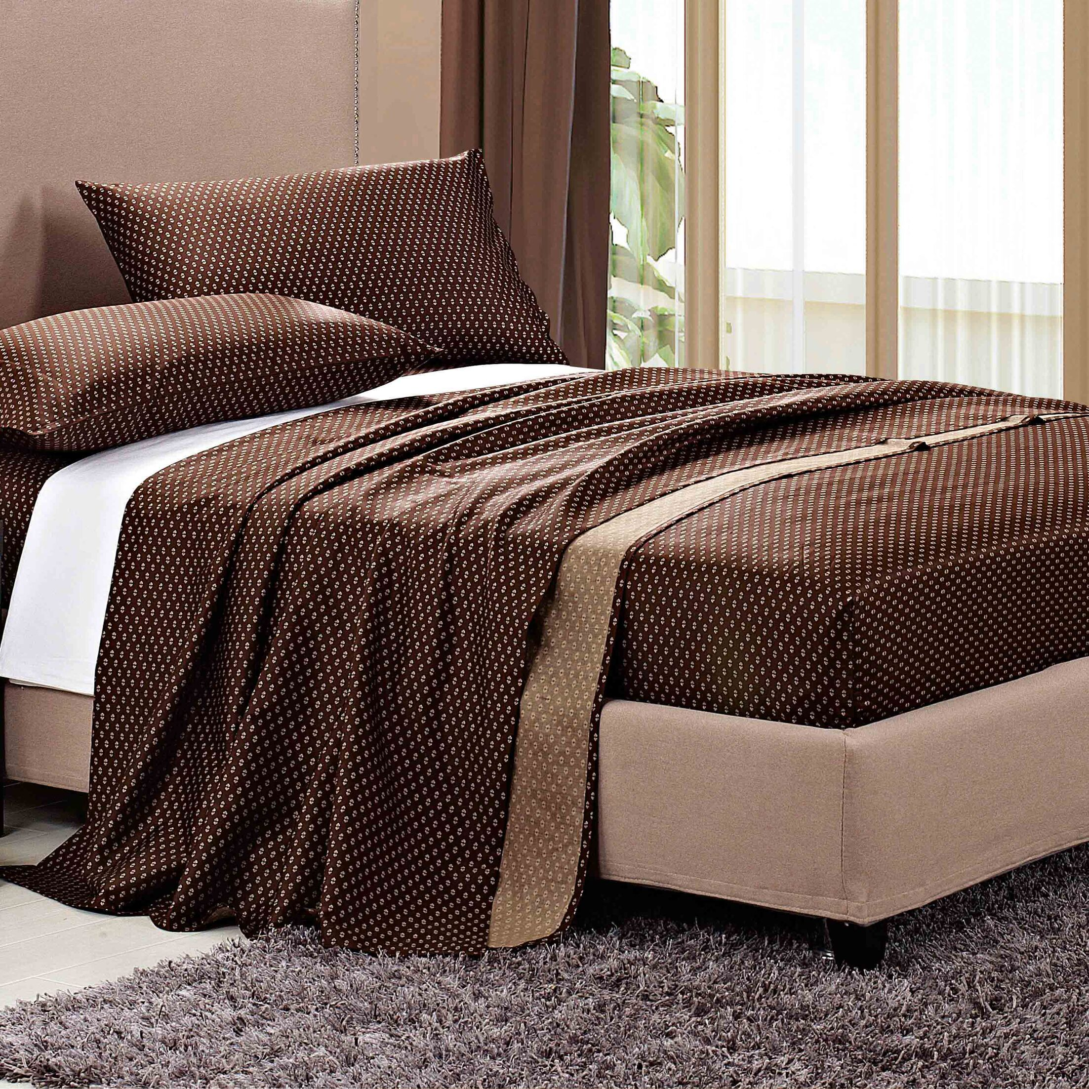 Brookhill 300 Thread Count 100% Cotton Sheet Set Size: King