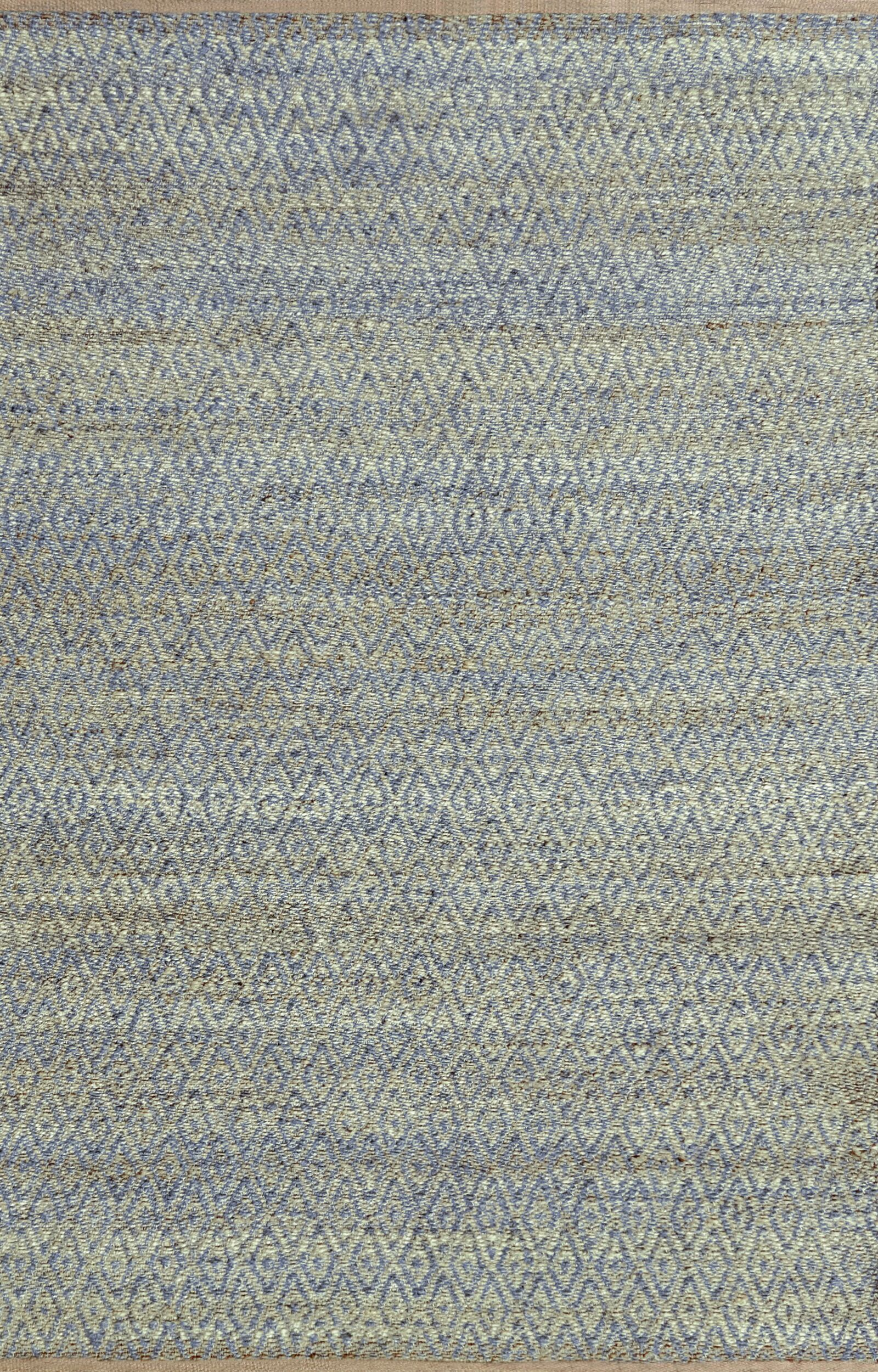 Azaria Hand-Woven Blue Area Rug Rug Size: Runner 2'6
