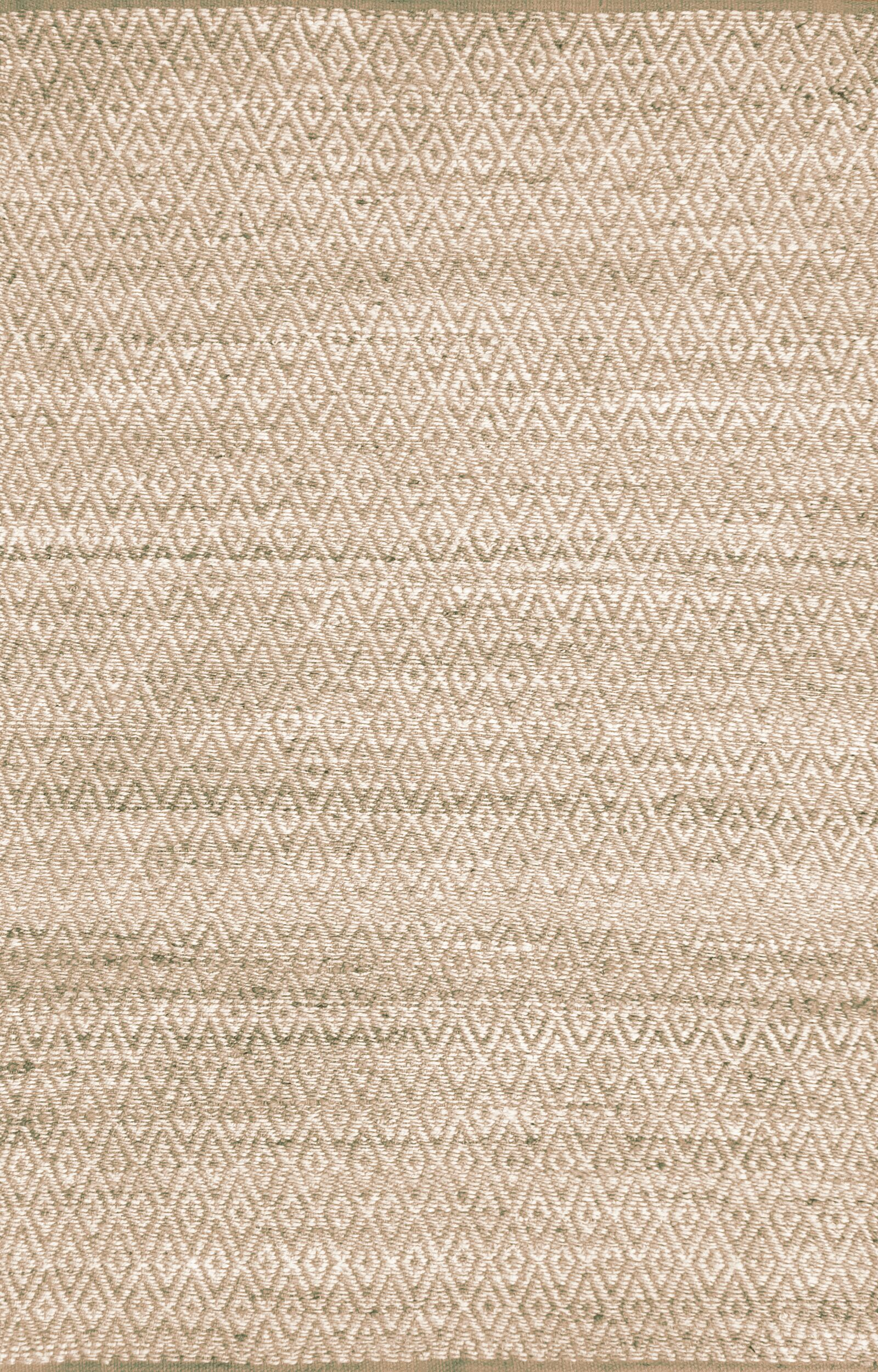 Azaria Hand-Woven Ivory Area Rug Rug Size: Rectangle 4' x 6'