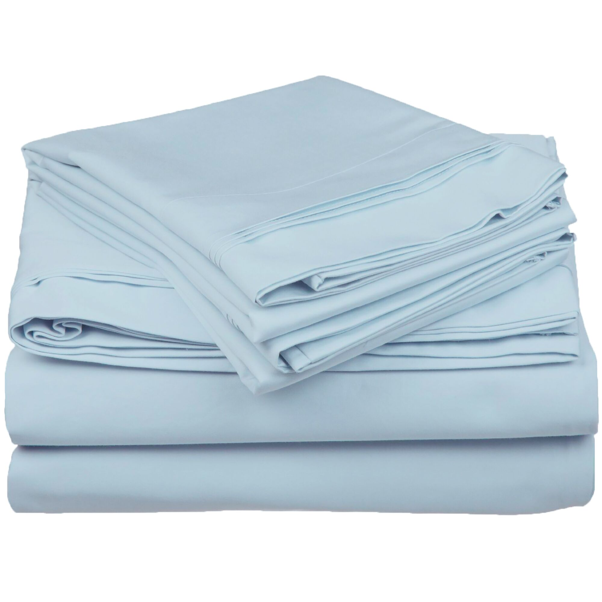 Cullen 650 Thread Count Egyptian-Quality Cotton Sheet Set Size: Twin XL