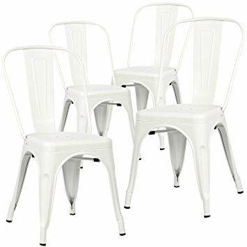 Ferraro Dining Chair Color: White