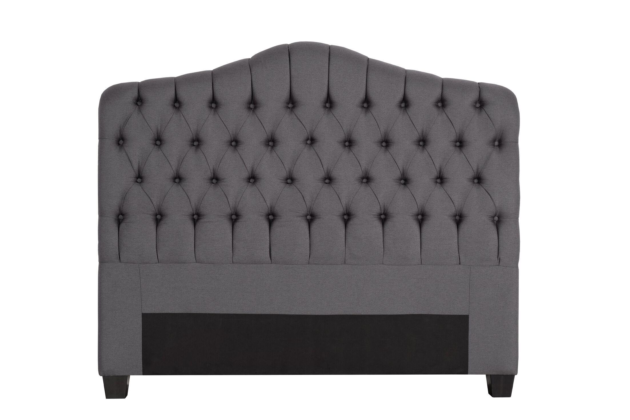 Joplin Upholstered Panel Headboard Size: Twin XL