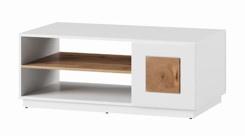 Vicente Wood Coffee Table