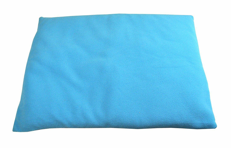 Comfort Crate Mat Color: Baby Blue, Size: Medium (27