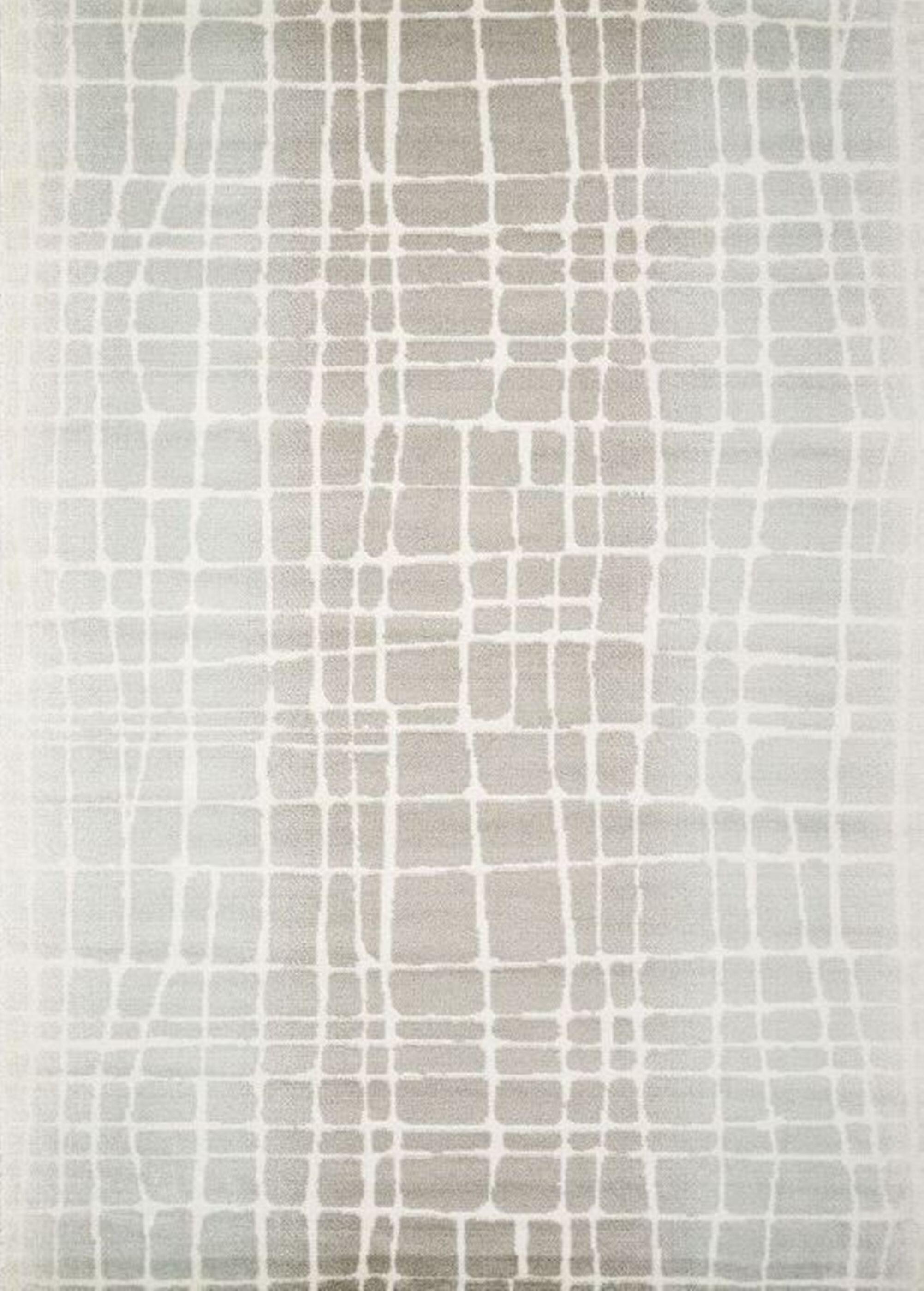 Light Blue/Gray Area Rug Rug Size: Rectangle 5'3