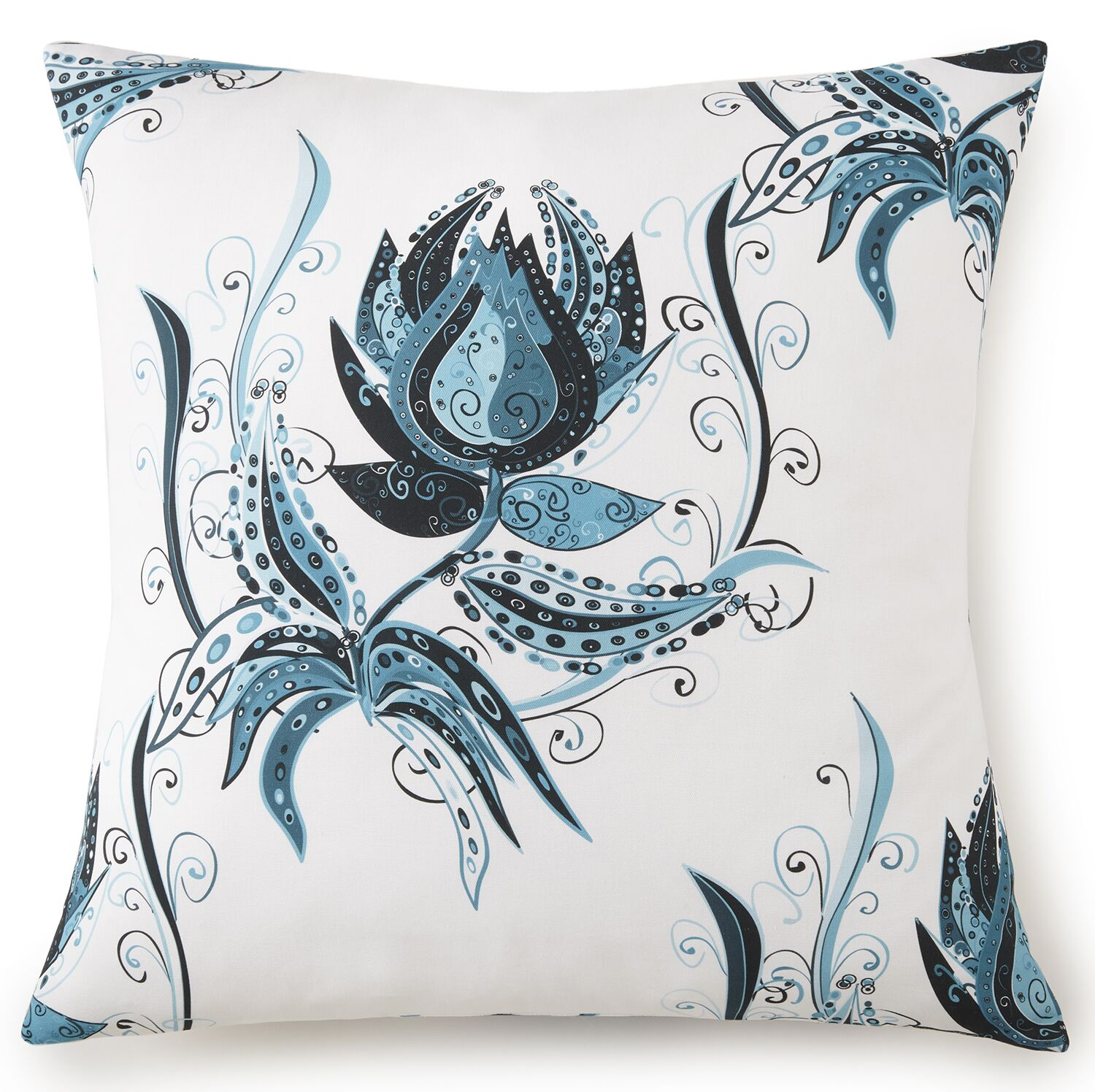Jerin Cotton Pillow Cover