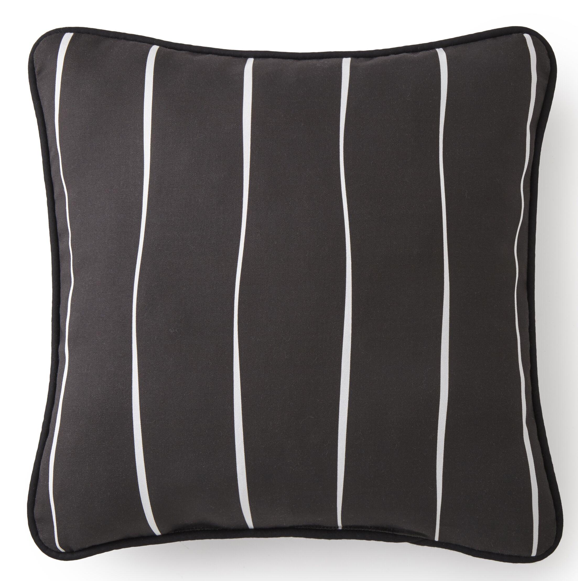 Bergenfield Cotton Throw Pillow