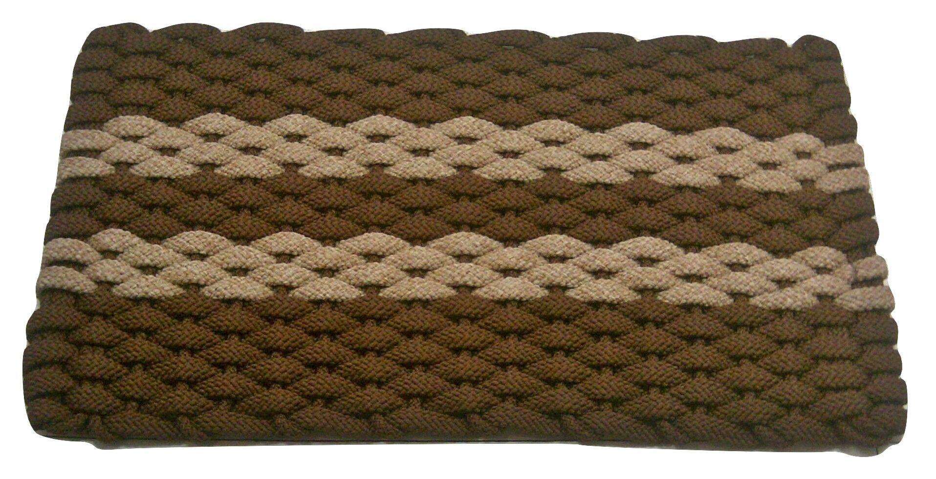 Deija Doormat Mat Size: 2' x 3'2