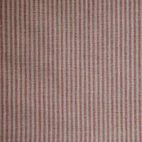Ticking Bed Skirt / Dust Ruffle Size: Full